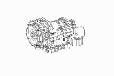 GA 721 197 - ZF-ECOMAT AUTOMATIC TRANSMISSION > Mercedes EPC Online