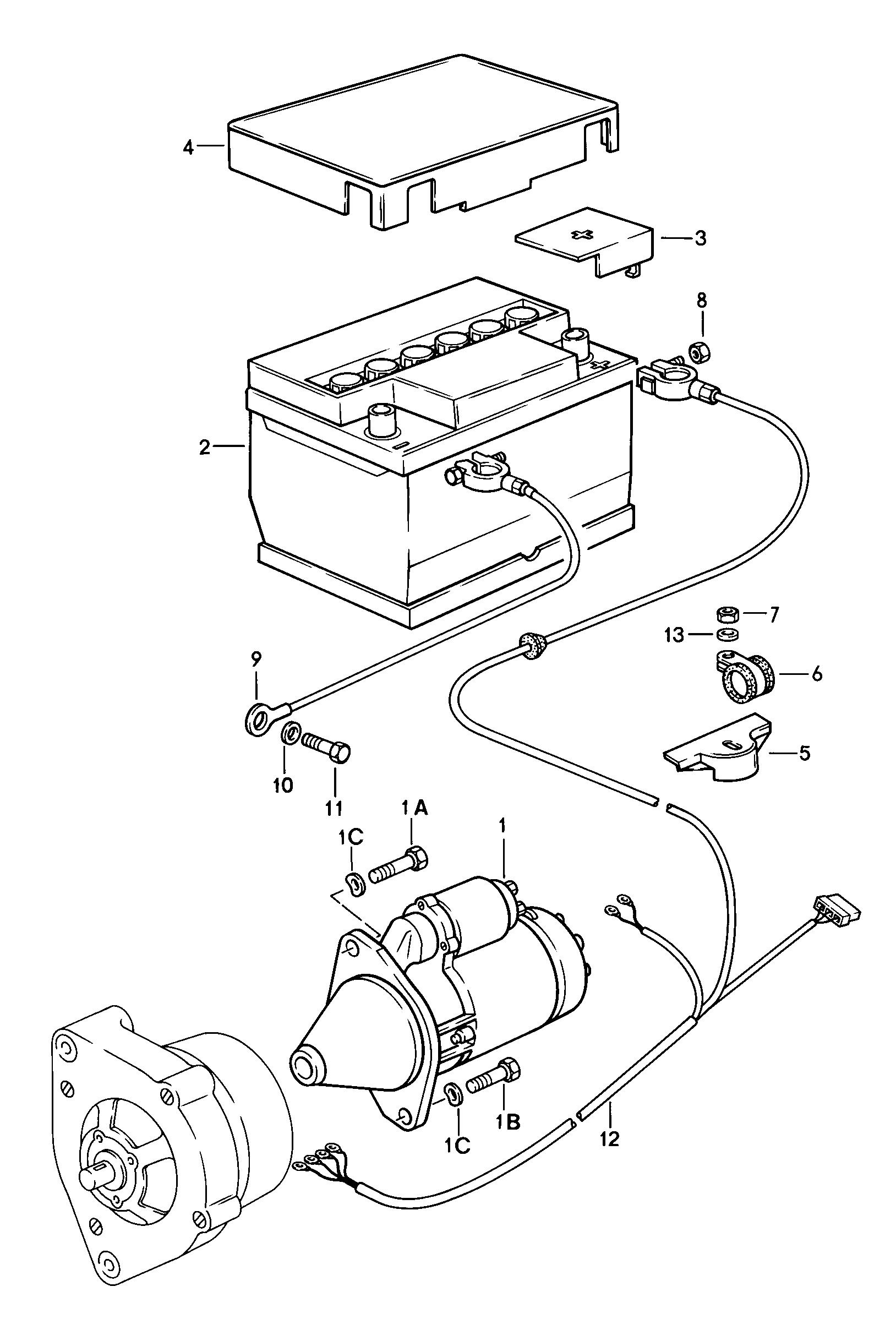 1982 Porsche 928 Starter Wiring Schematic Diagrams Start Diagram 944 Concept