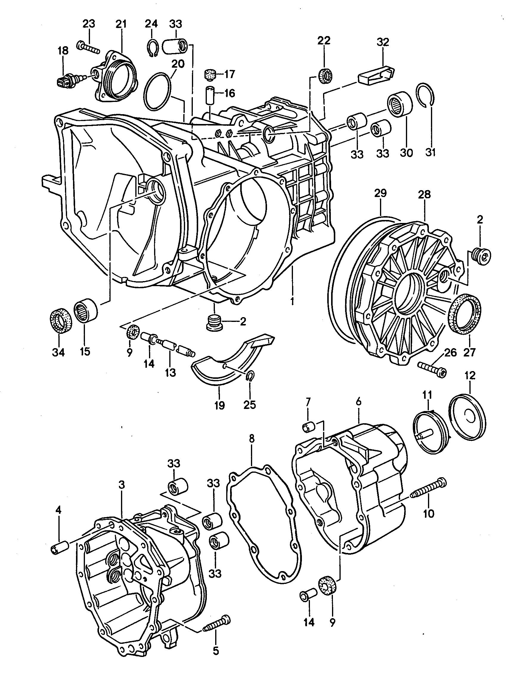 Porsche 968 (1992 - 1995) - Transmission case. Replacement ... on porsche 996 diagrams, corvette schematics diagrams, porsche 914 wiring harness, porsche transmission, banquet style meeting room set up diagrams, fluid power diagrams, complete streets diagrams, porsche parts diagrams, porsche engine, porsche blueprints,