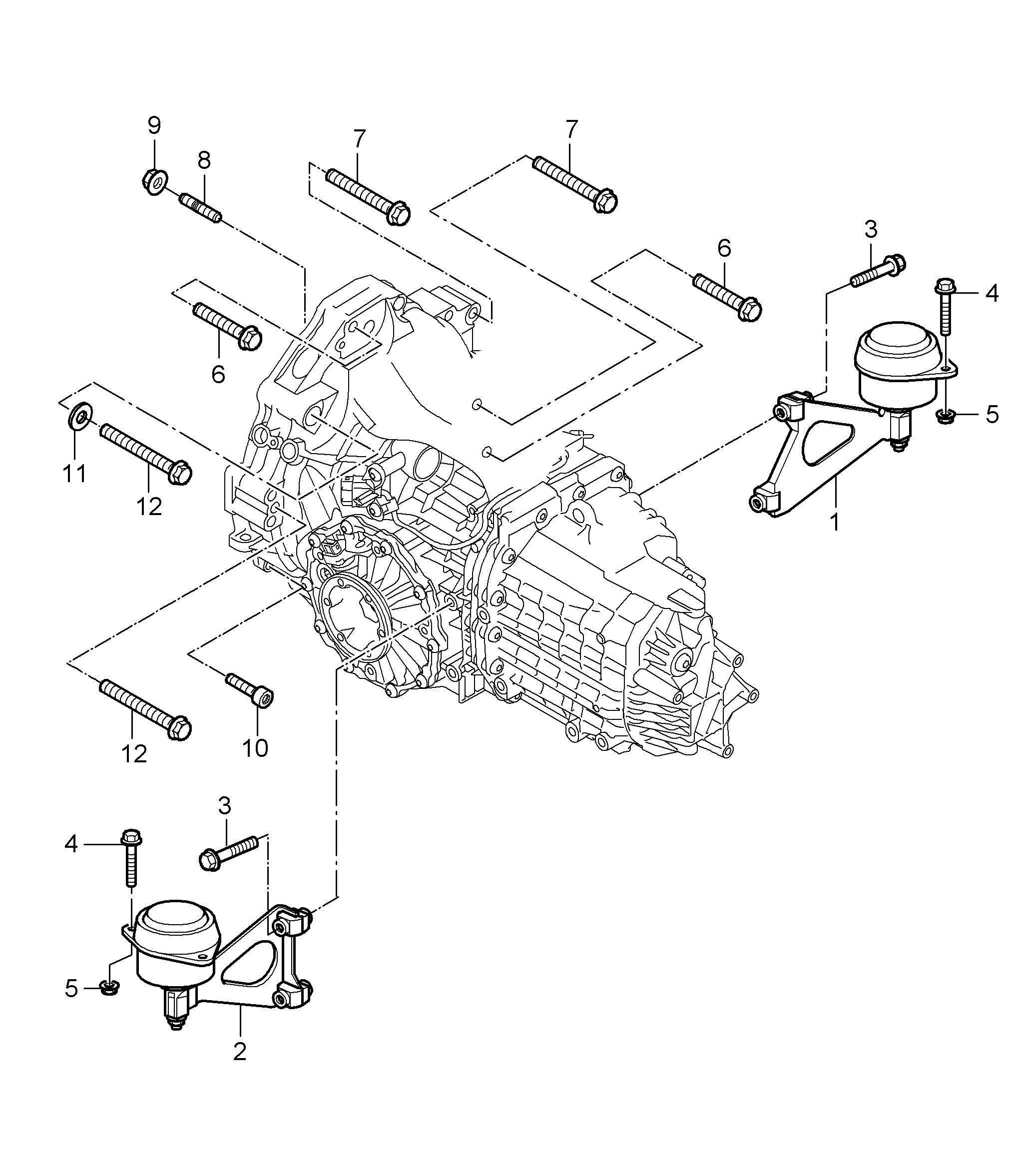 Porsche Boxster 2005 2008 Engine Threaded Joint Manual Diagram Pet