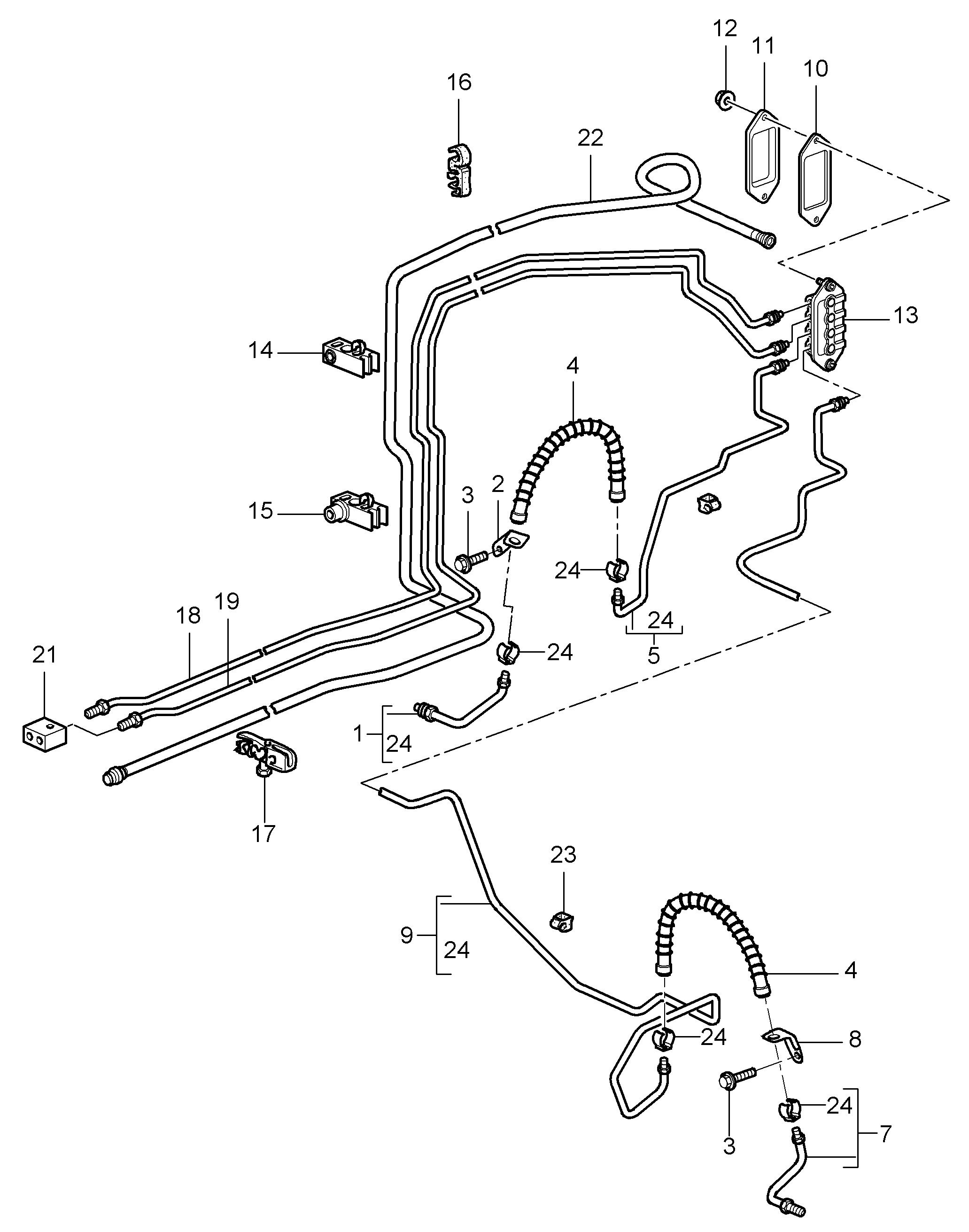 porsche 911 turbo/gt2 (2007 - 2009) / porsche pet