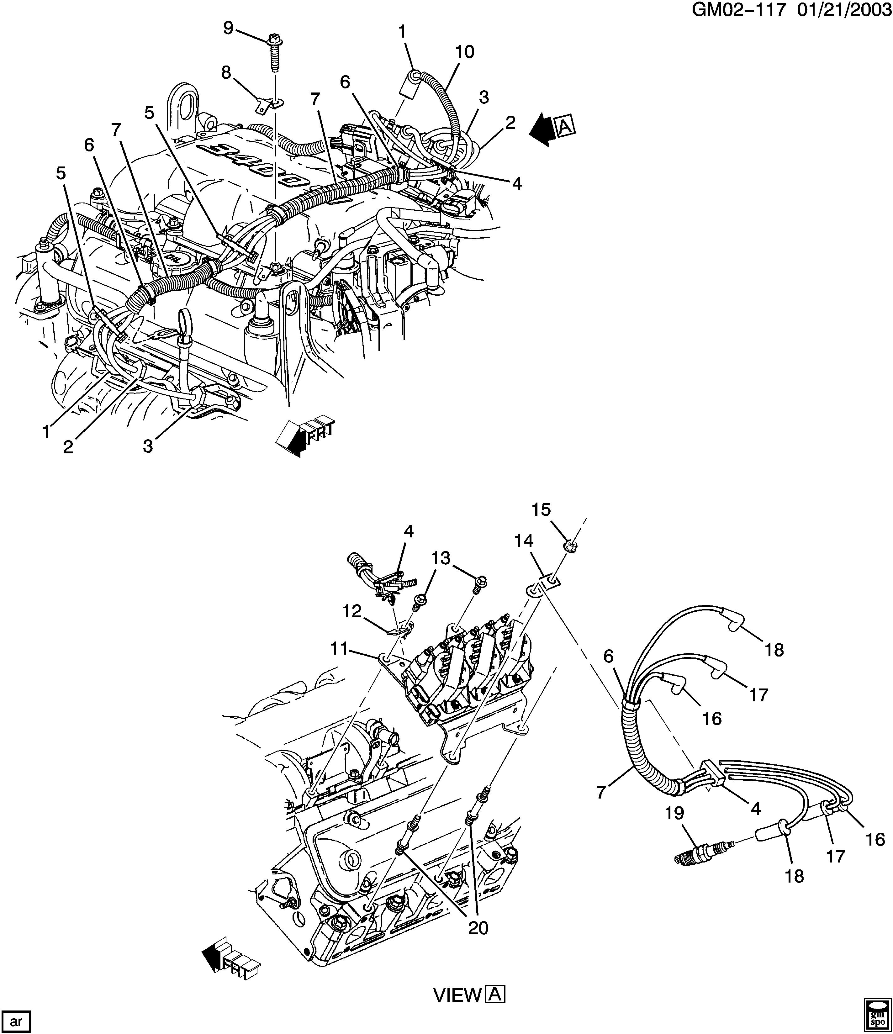 Pontiac Montana Wiring - Wiring Diagram