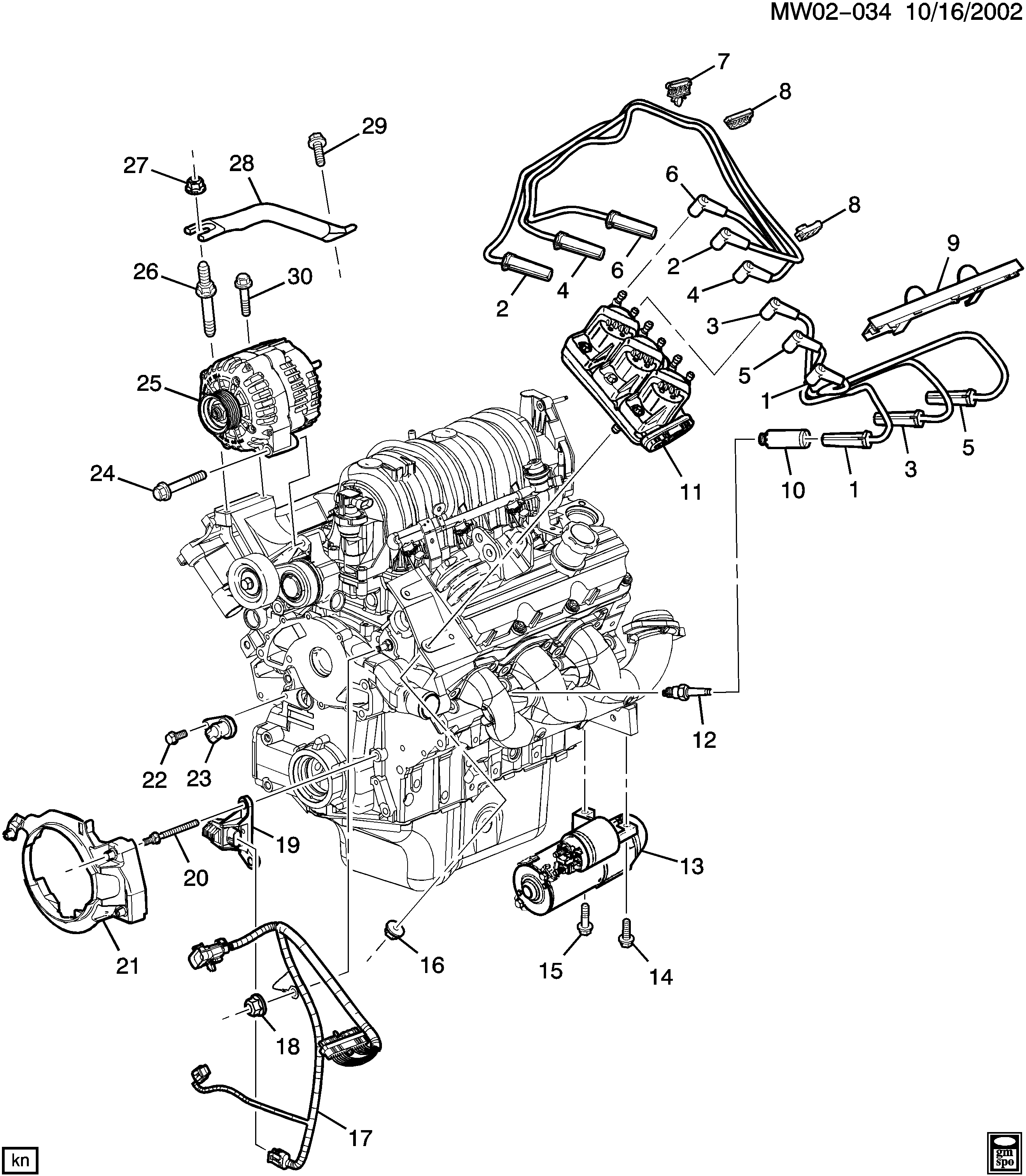 Gm 3800 Engine Diagram