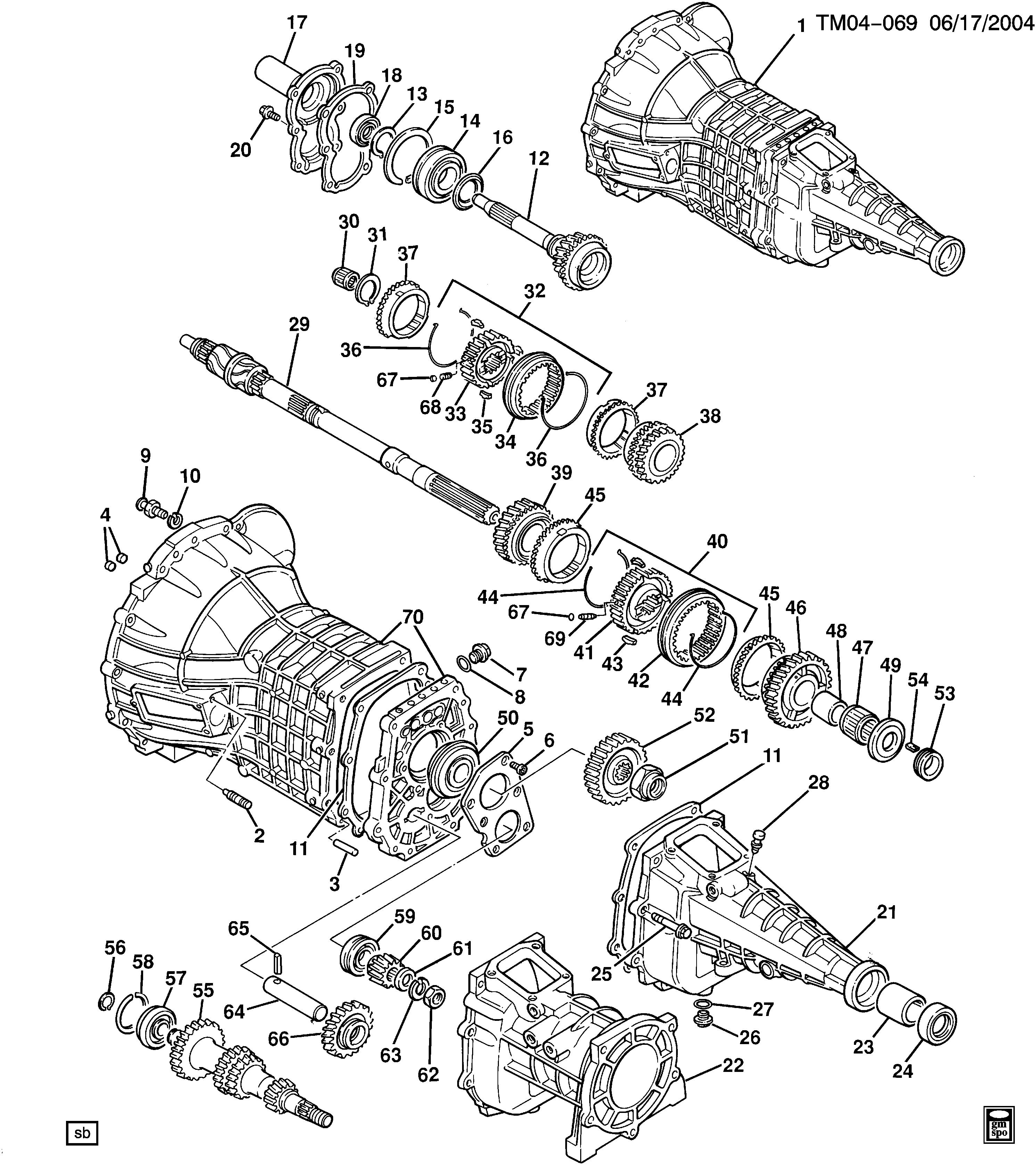 Isuzu Manual Transmission Diagram - Wiring Diagram Content