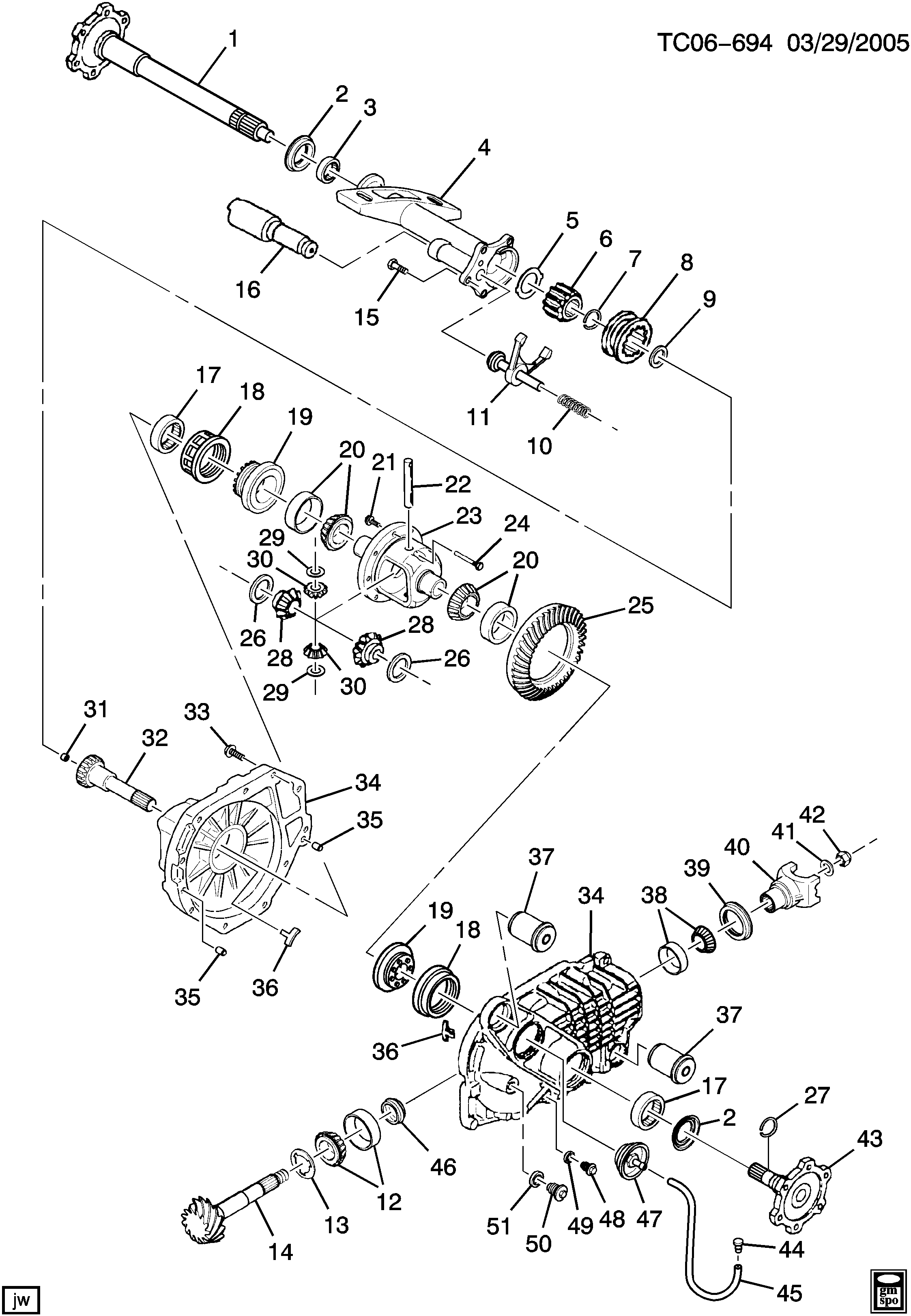 2005 chevy silverado 1500 front differential schematic diy rh broadwaycomputers us