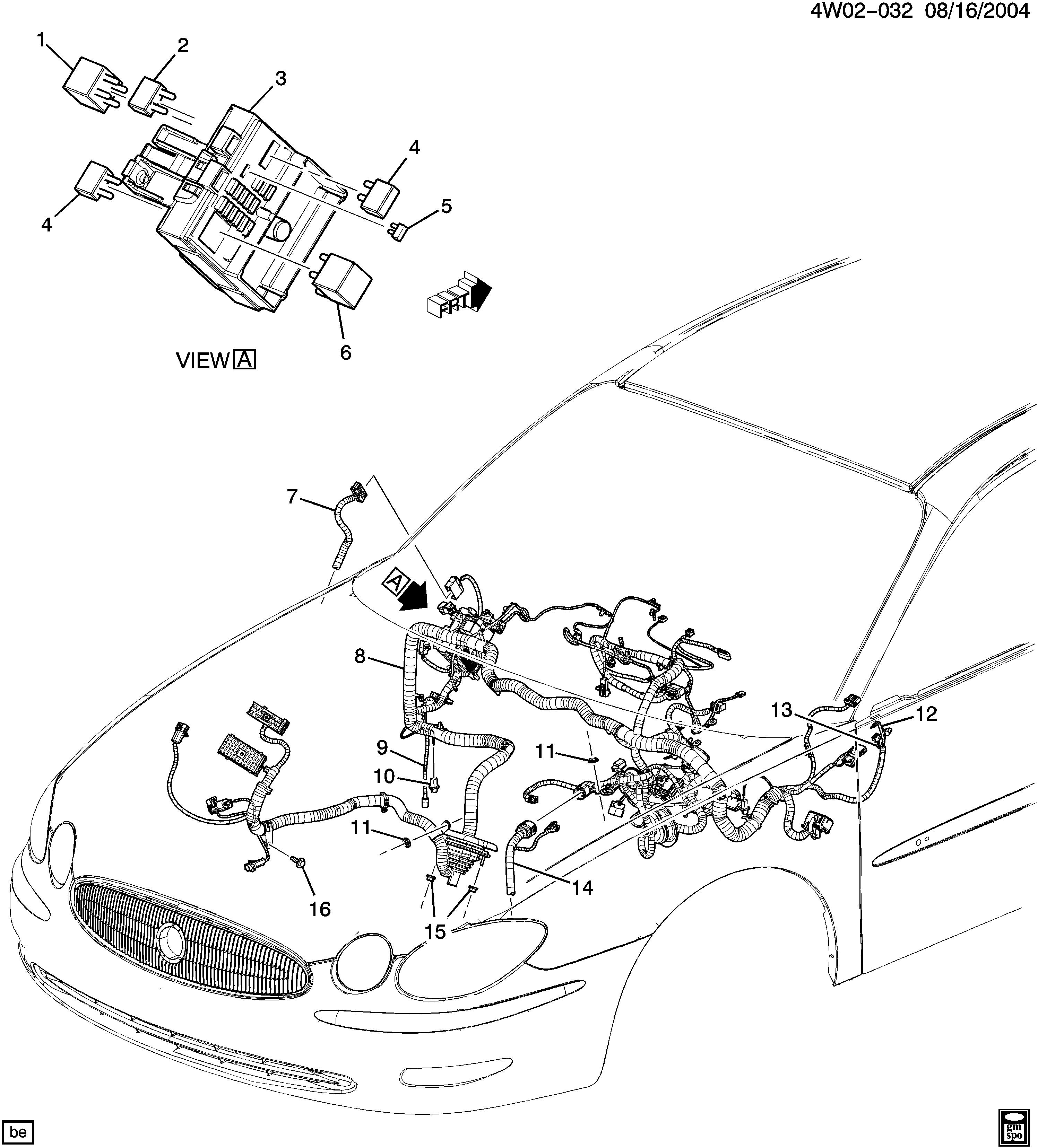 Buick Lacrosse  Allure  Instrument