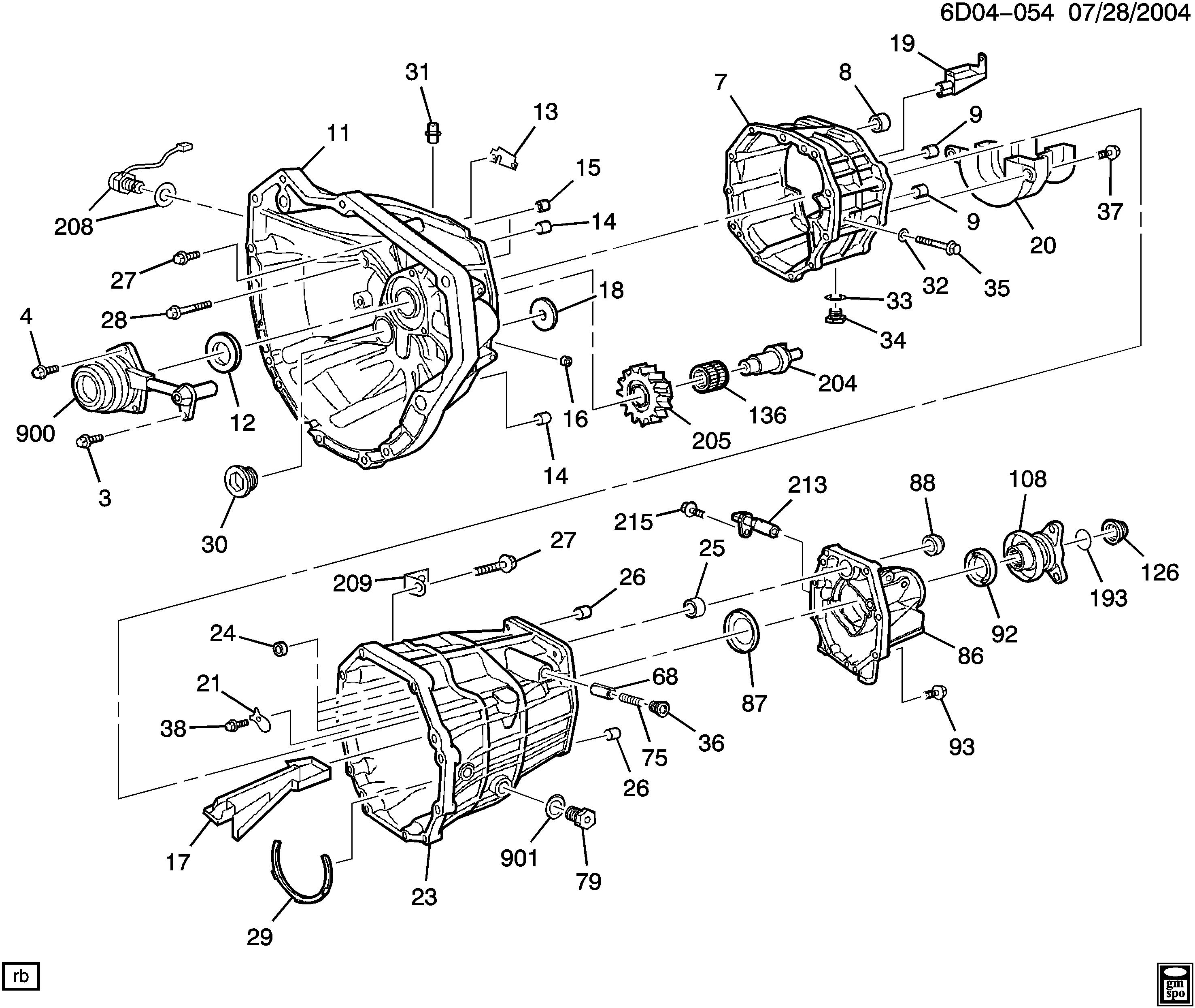Cadillac CTS / Spare parts catalog EPC