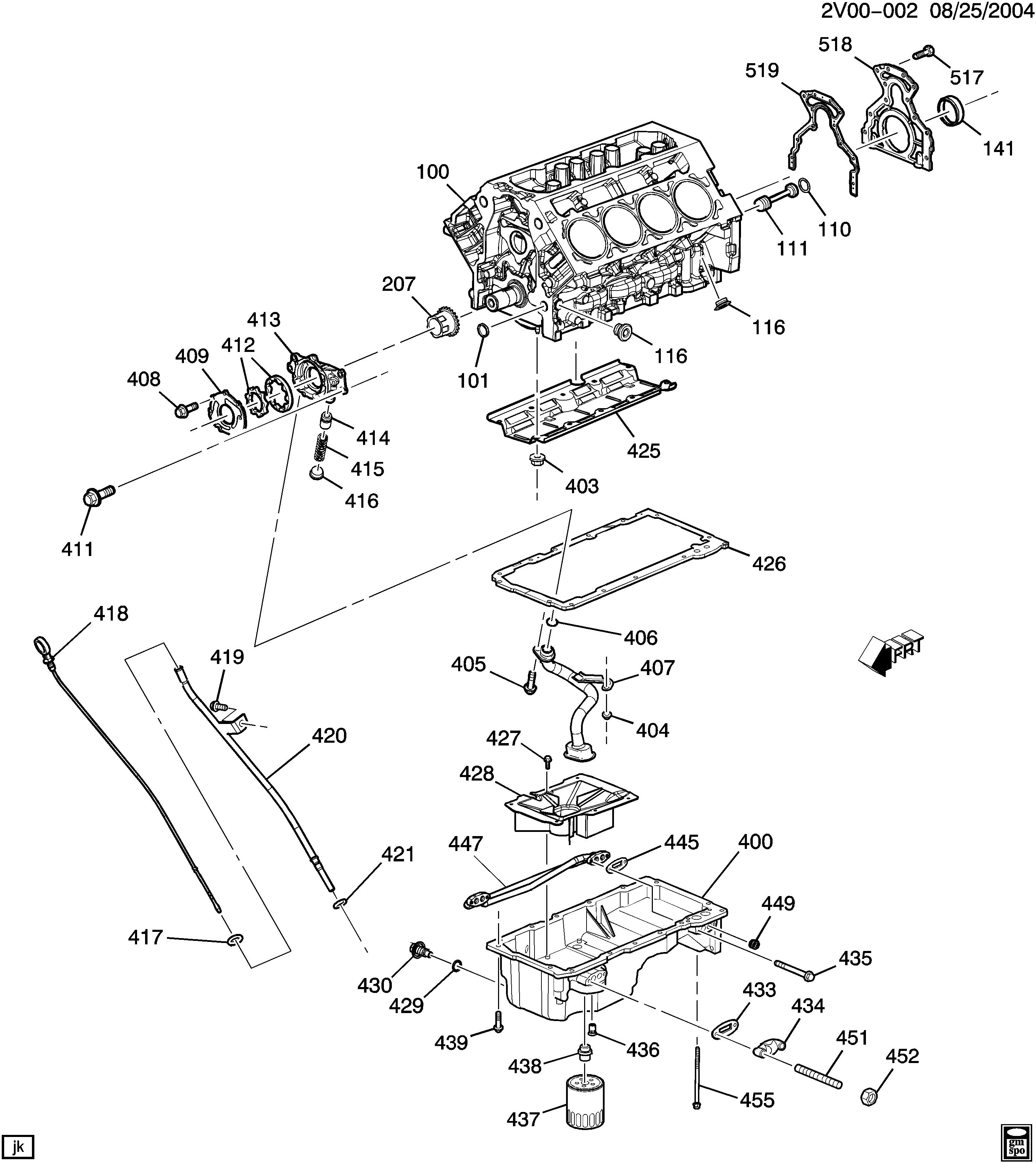 pontiac gto / spare parts catalog epc