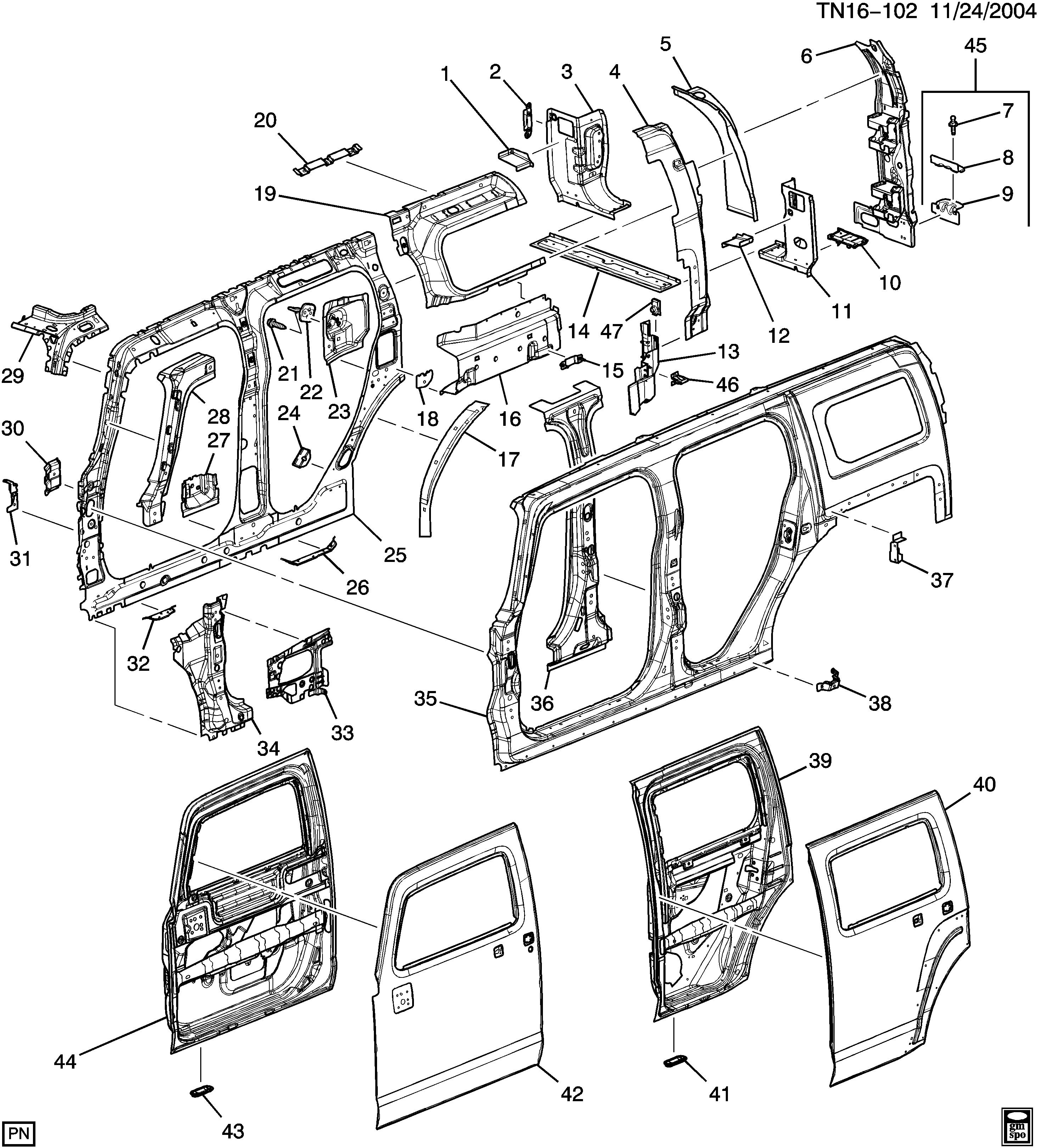 SIDEM 51681 Trag-//F/ührungsgelenk
