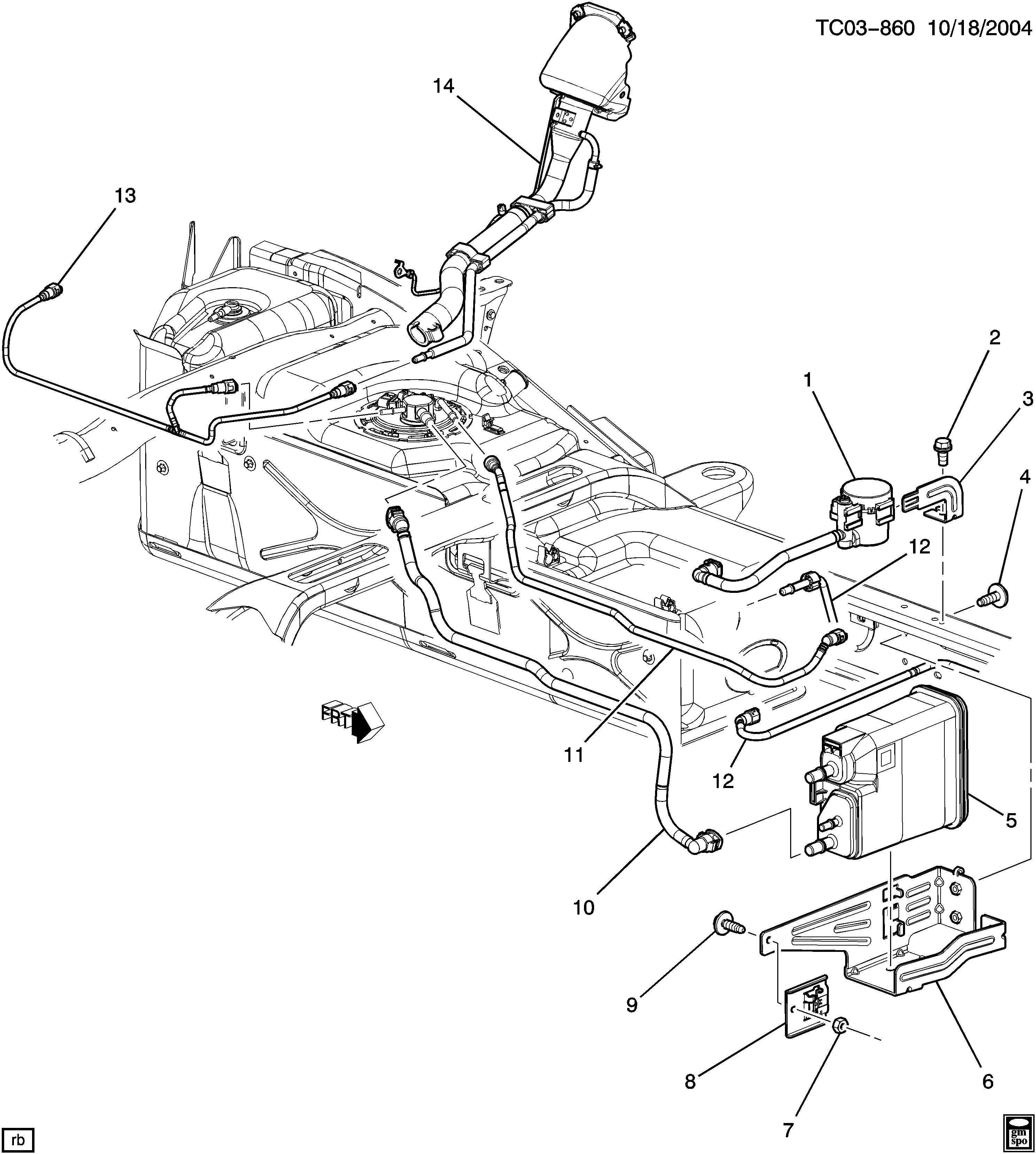 2004 Avalanche Fuse Diagram