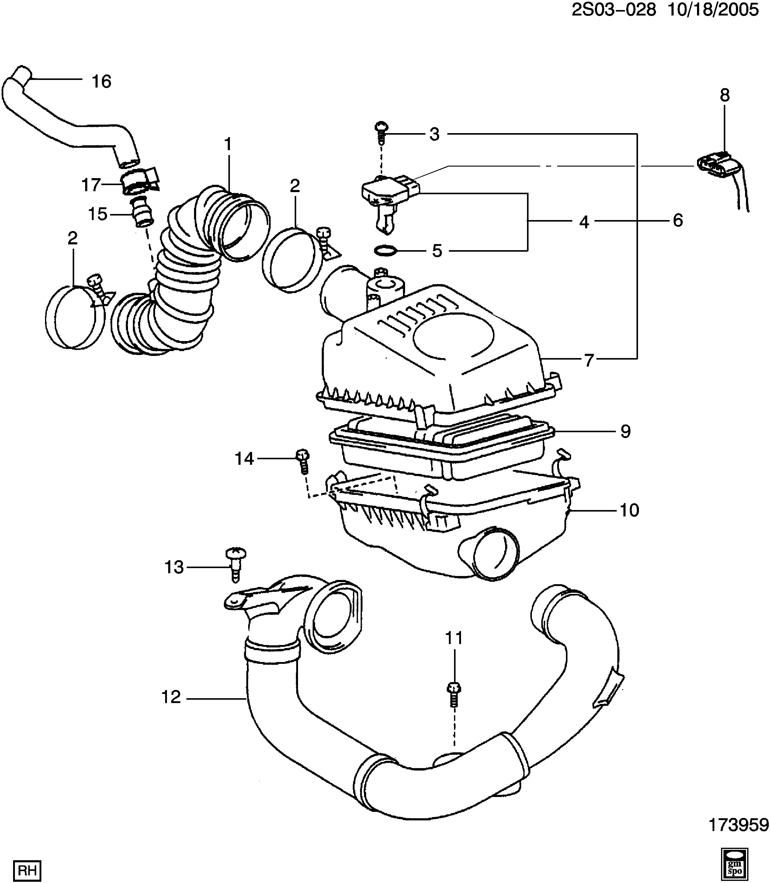 Pontiac Vibe Engine Diagram Intake Wiring Diagram Corsa B Corsa B Pasticceriagele It
