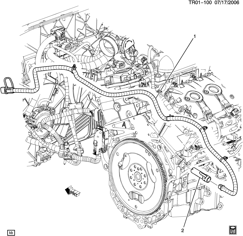 Enclave Engine Diagram