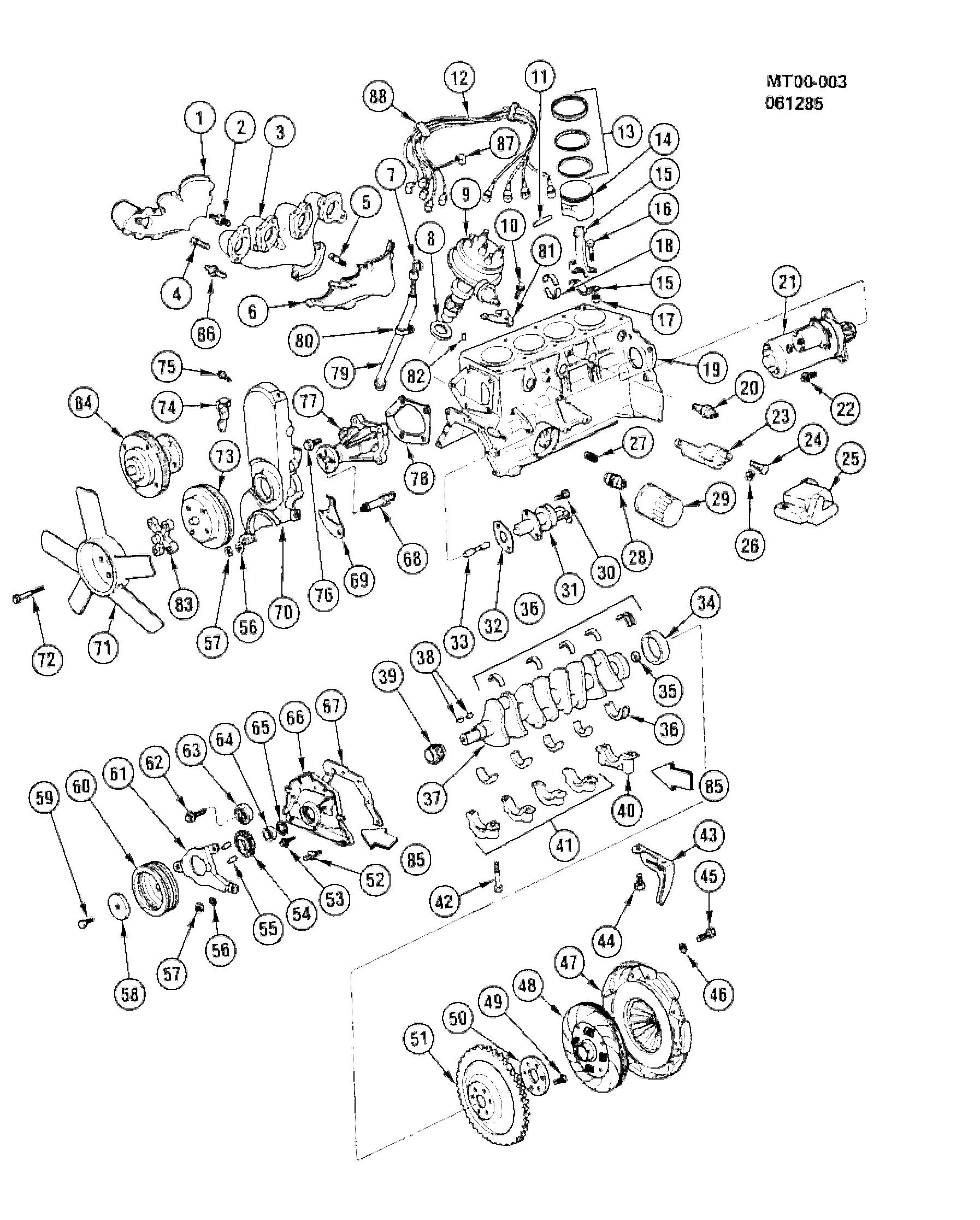 Chevette Schematic