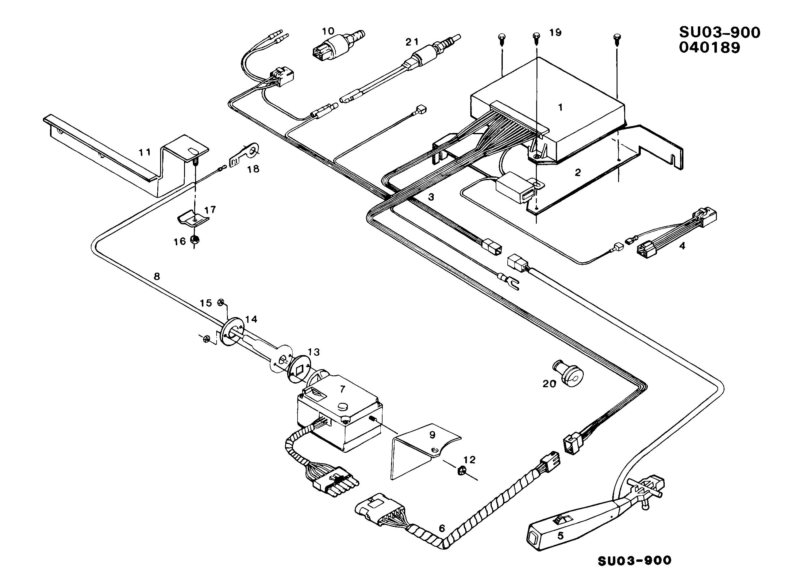 Pontiac Firefly / Spare parts catalog EPC