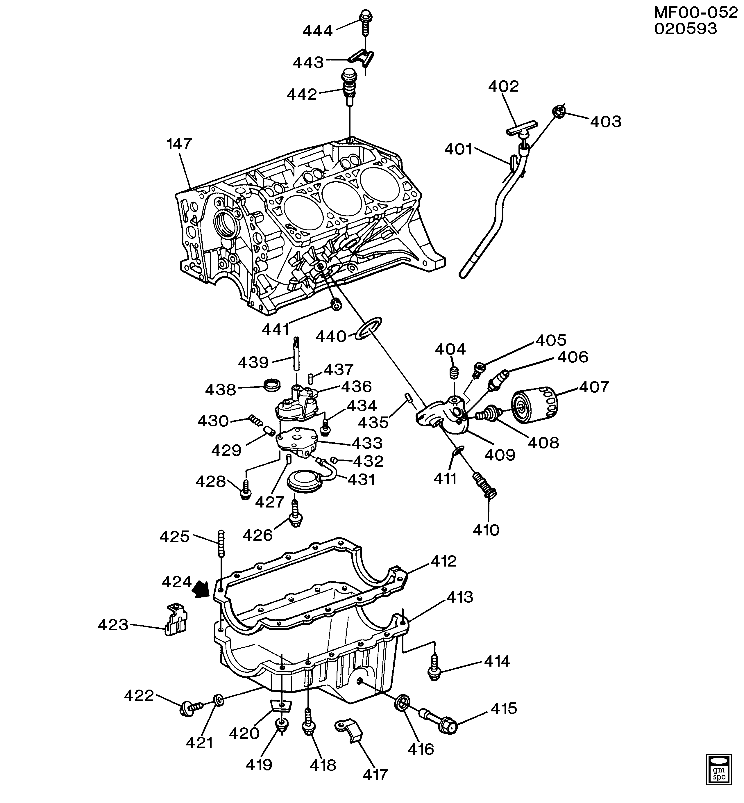 3 4l Engine Diagram