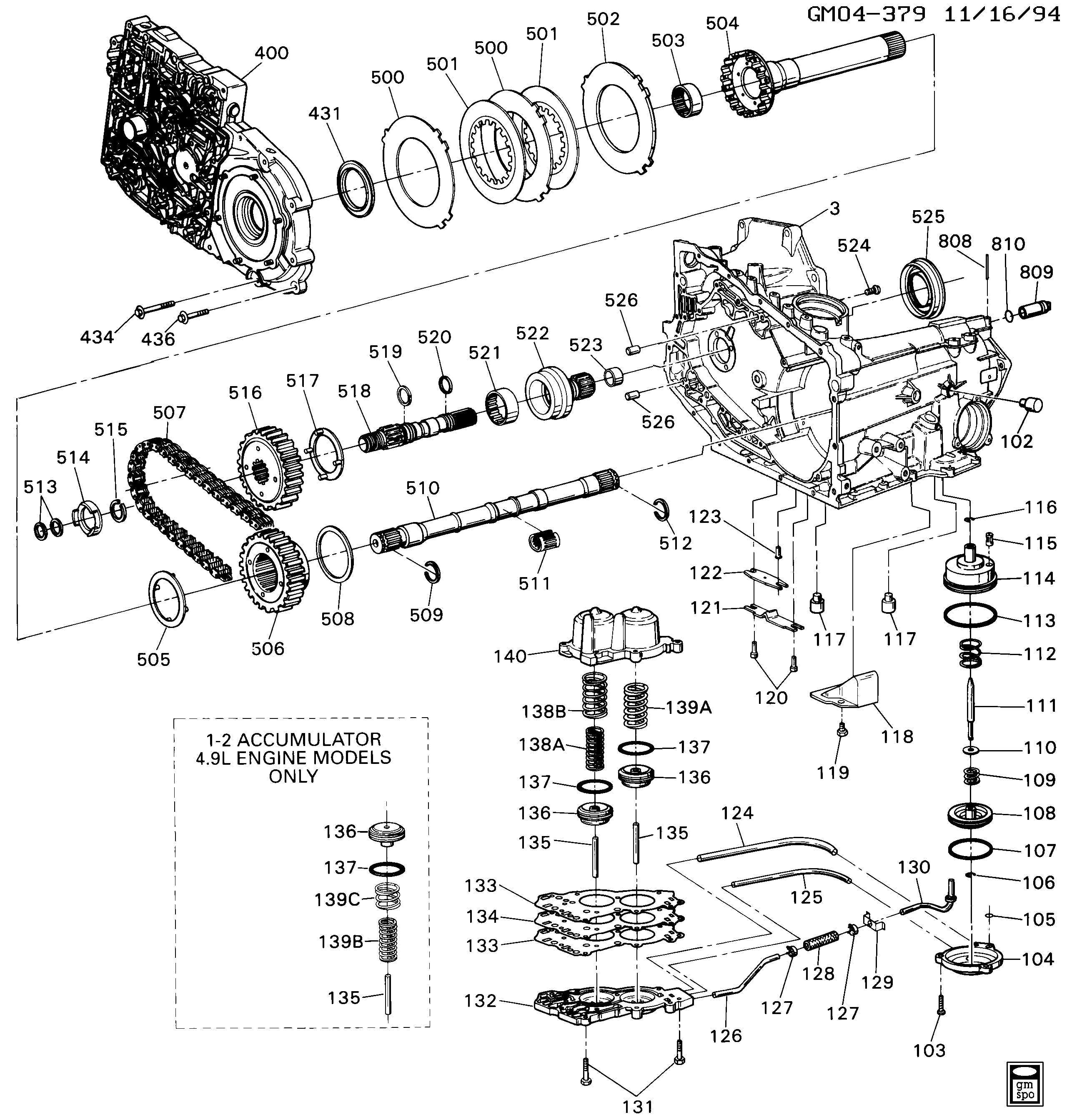 Gm Automatic Transmission Diagrams Lumina - Wiring Diagram series-design-a  - series-design-a.carmenpellegrinelli.it   Chevrolet Transmission Diagrams      carmenpellegrinelli.it