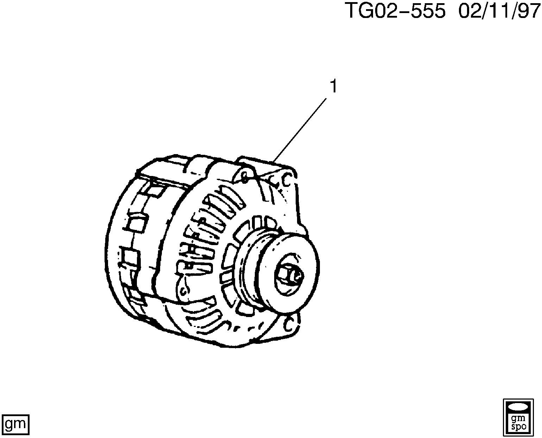 Gmc Safari Awd Lm Generator Asm 100 Ampere K60 105 Ampere K68