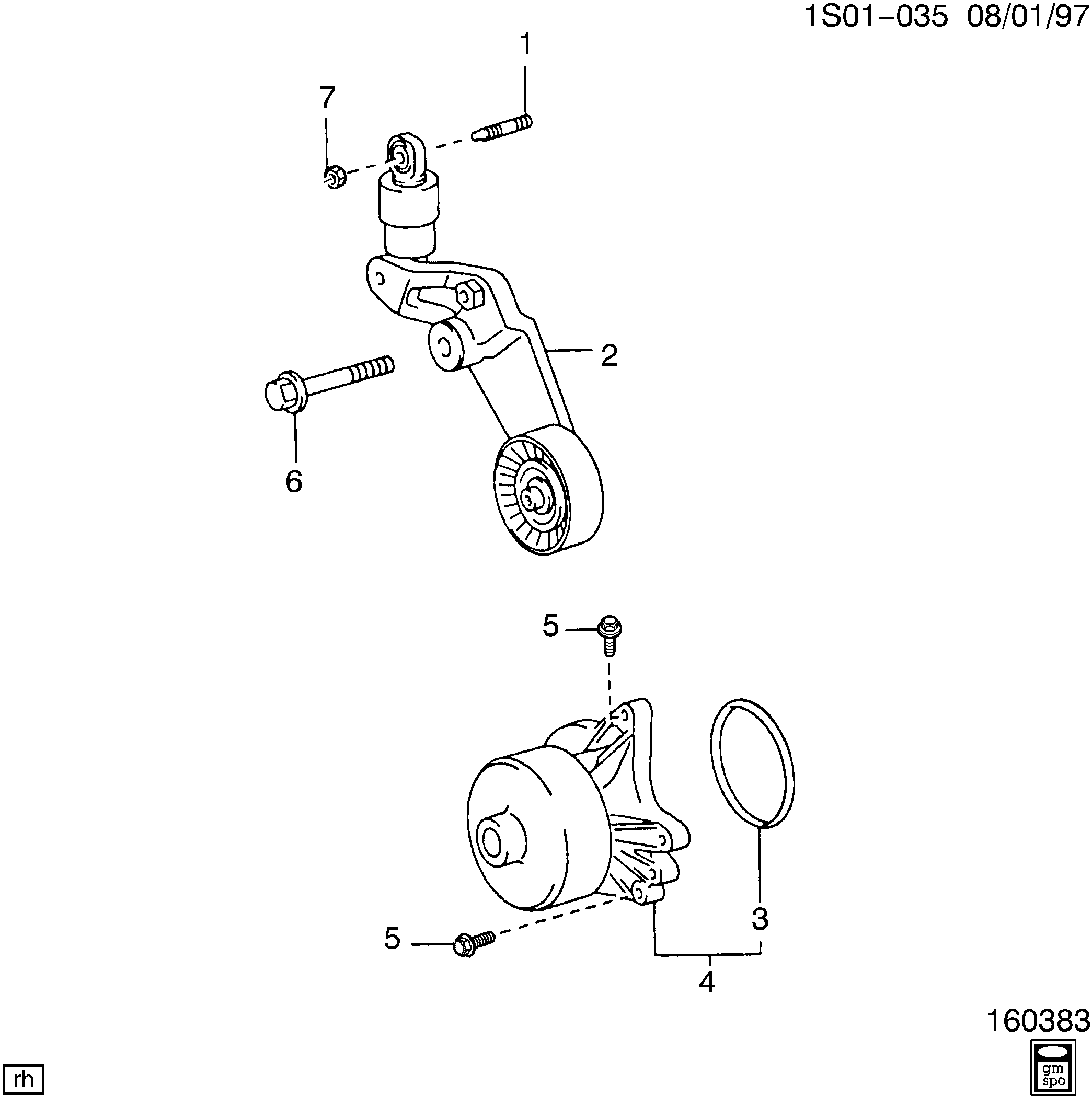 geo prizm / spare parts catalog epc