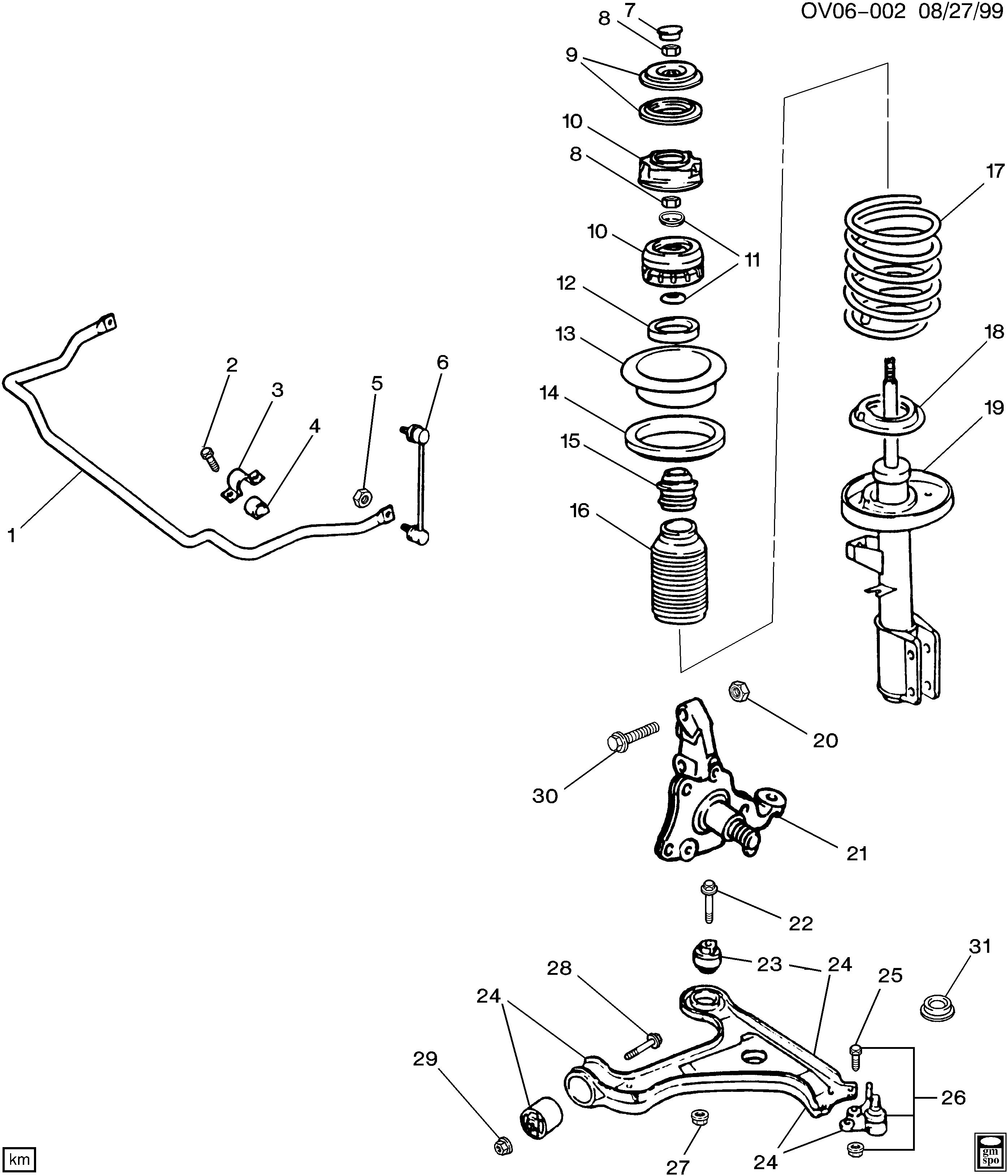 cadillac catera parts catalog
