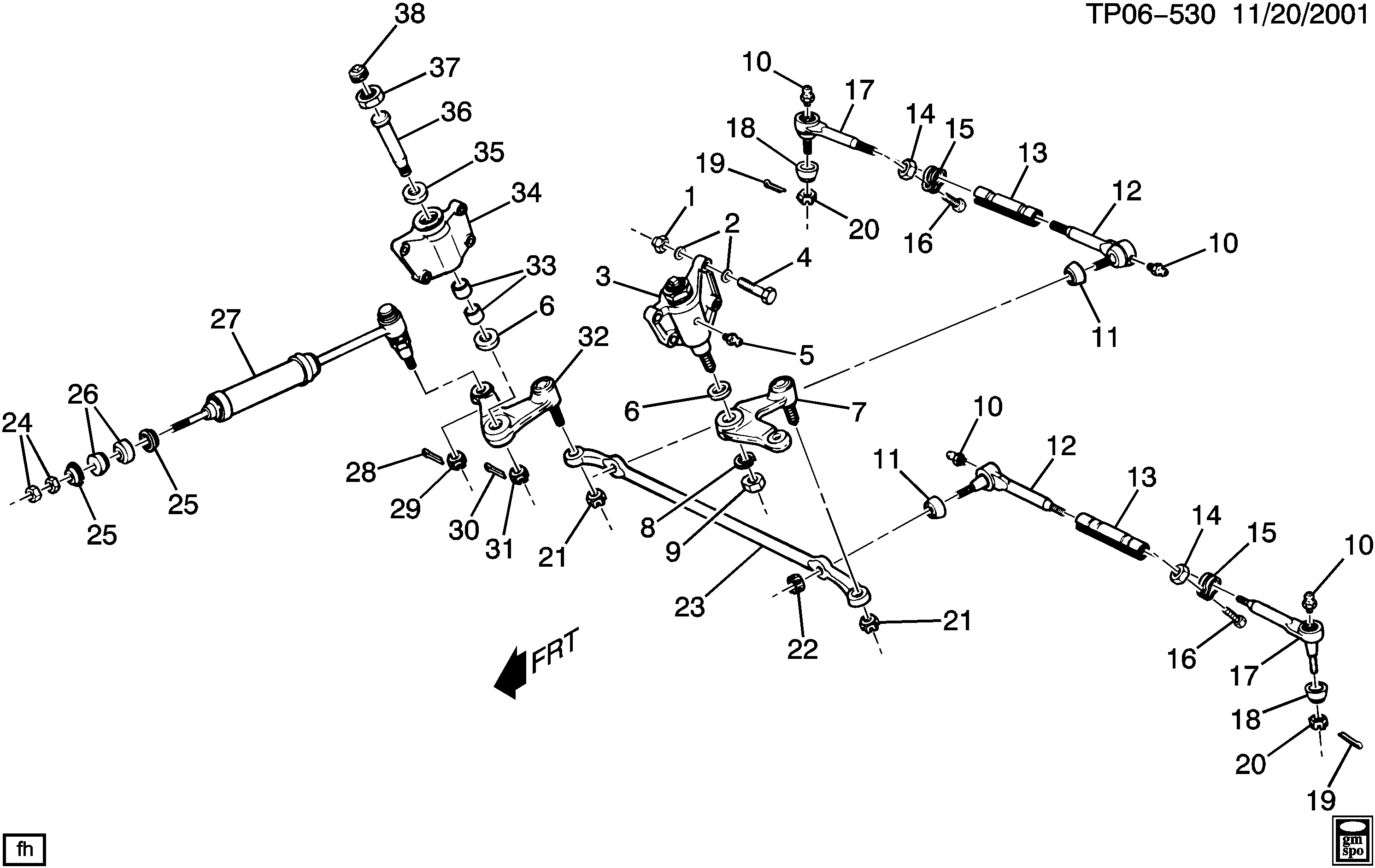 P30 Steering Diagram - All Diagram Schematics