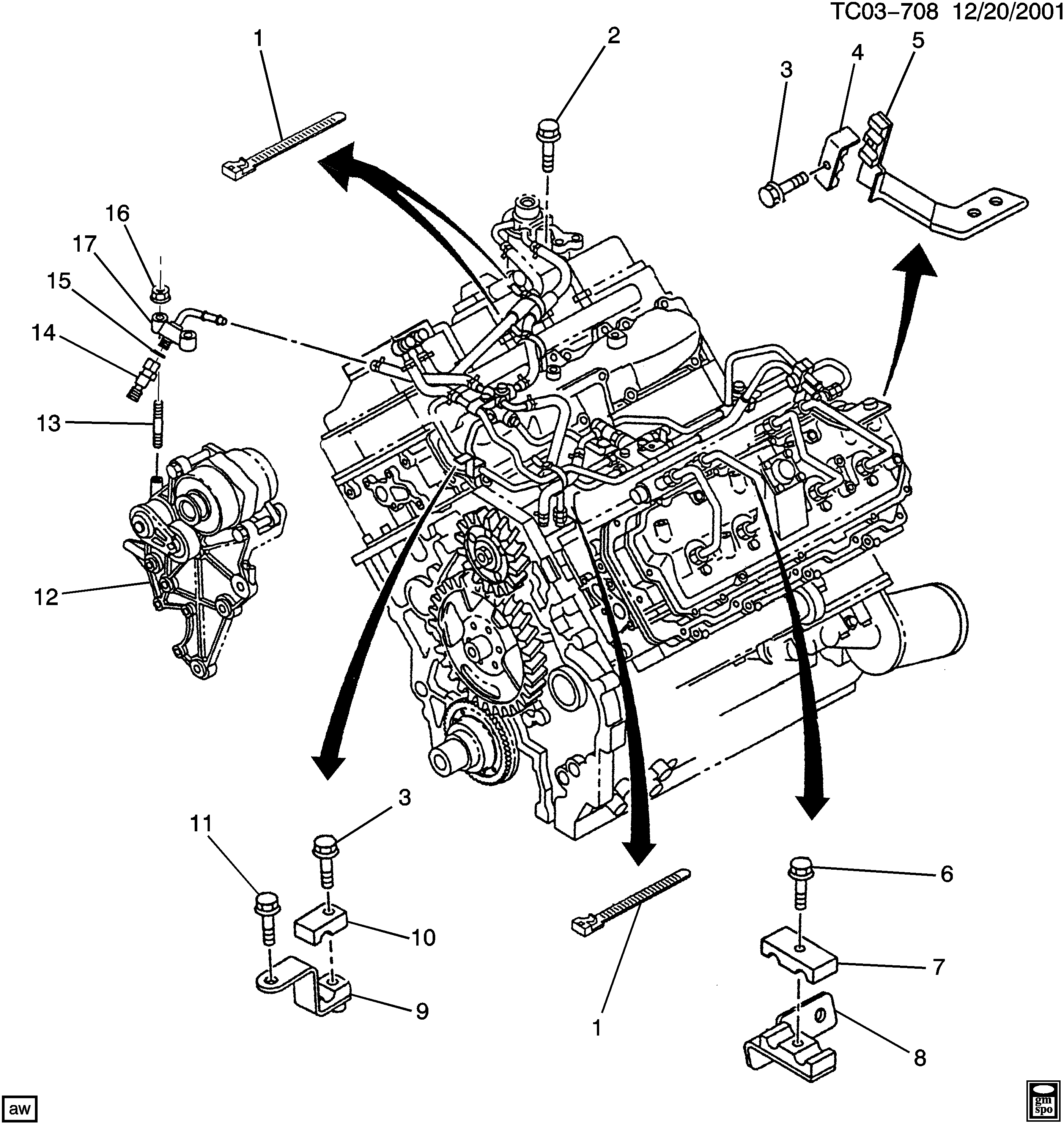 Duramax Lb7 Fuel Line Diagram