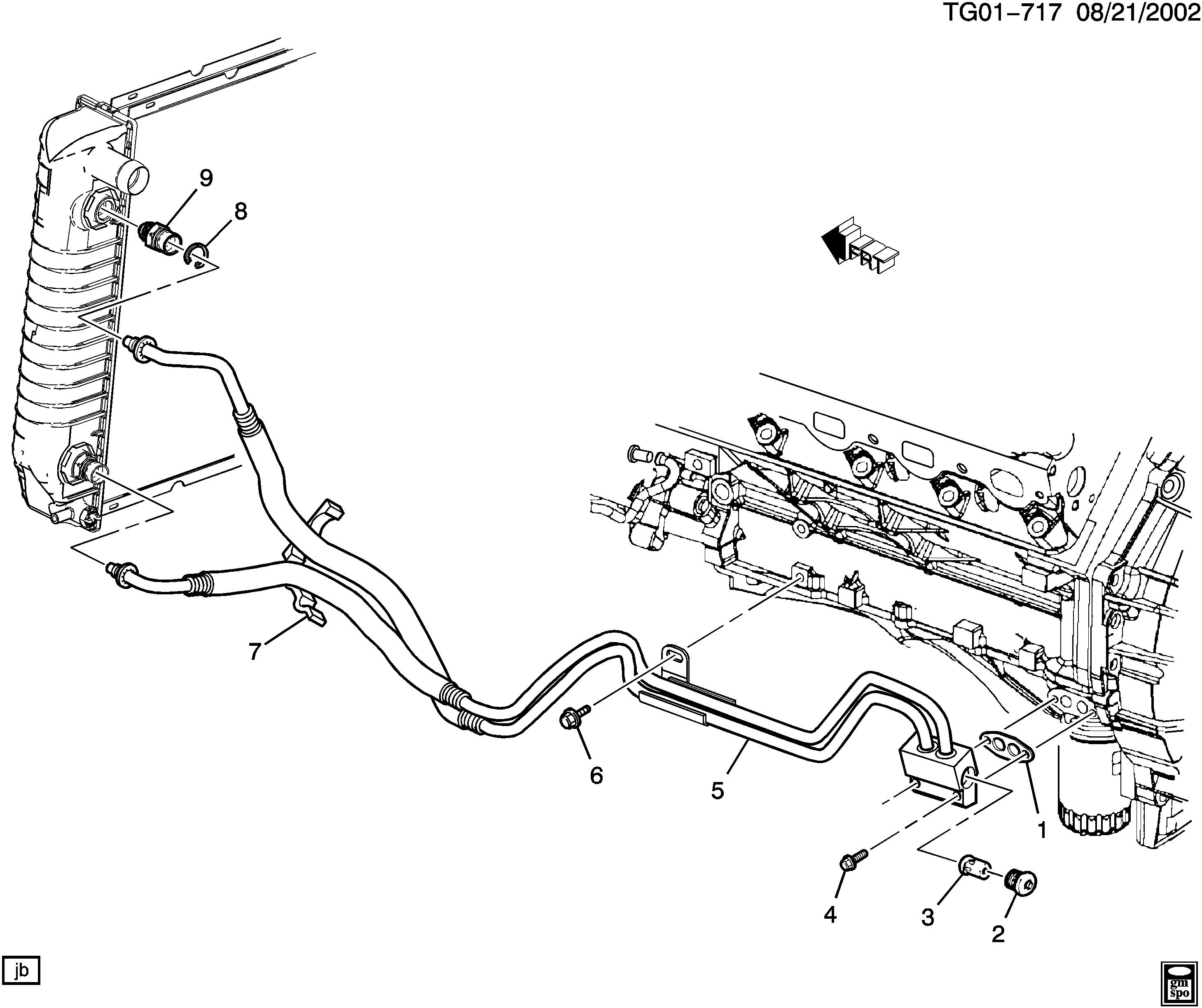 lq4 engine diagram wiring schematics Chevrolet LS1 Engine