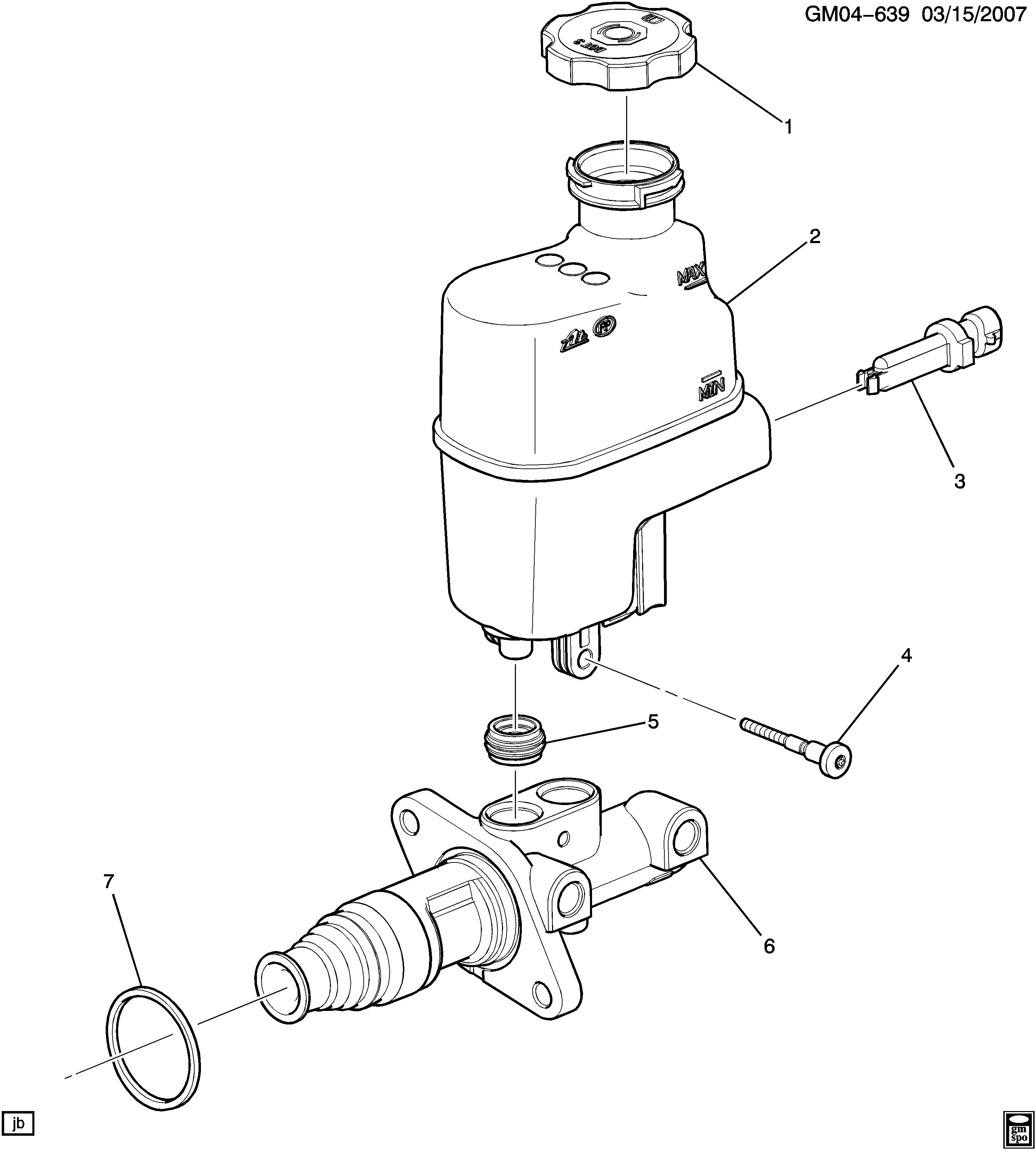 malibu brake master cylinder chevrolet epc online nemiga 2001 White Malibu