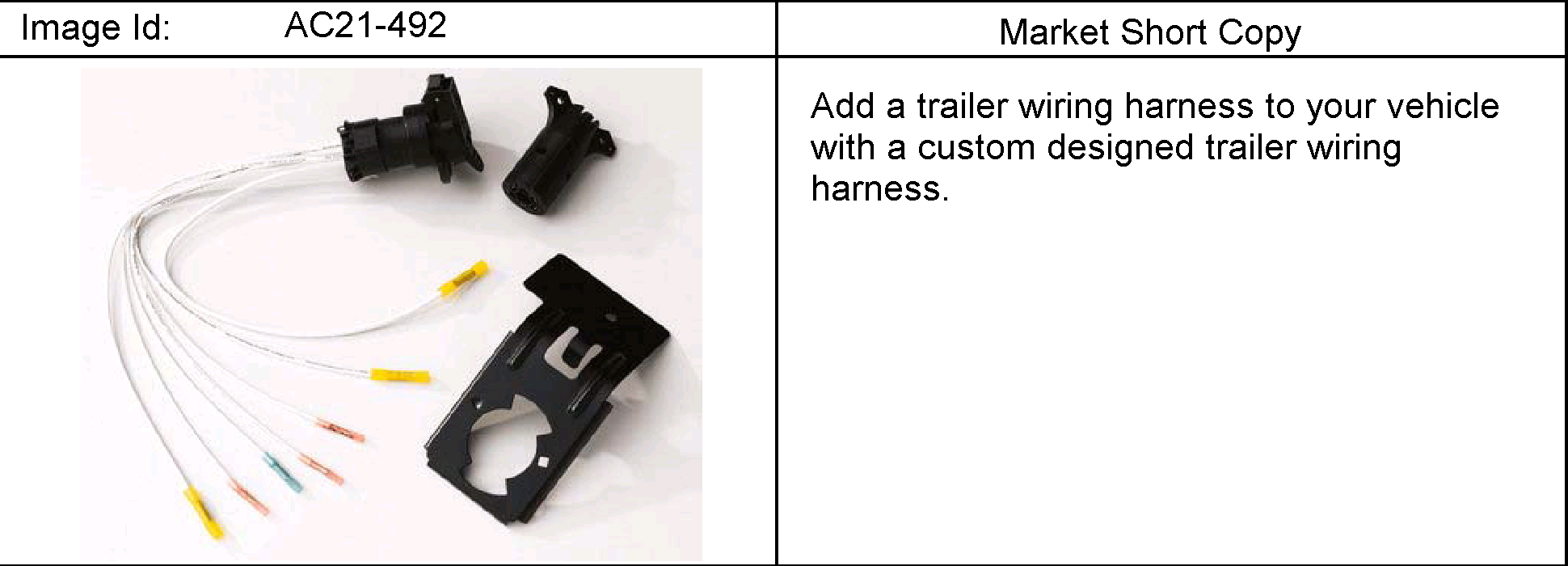 Colorado Trailer Wiring Harness on trailer generator, trailer fuses, trailer brakes, trailer plugs, trailer hitch harness, trailer mounting brackets,