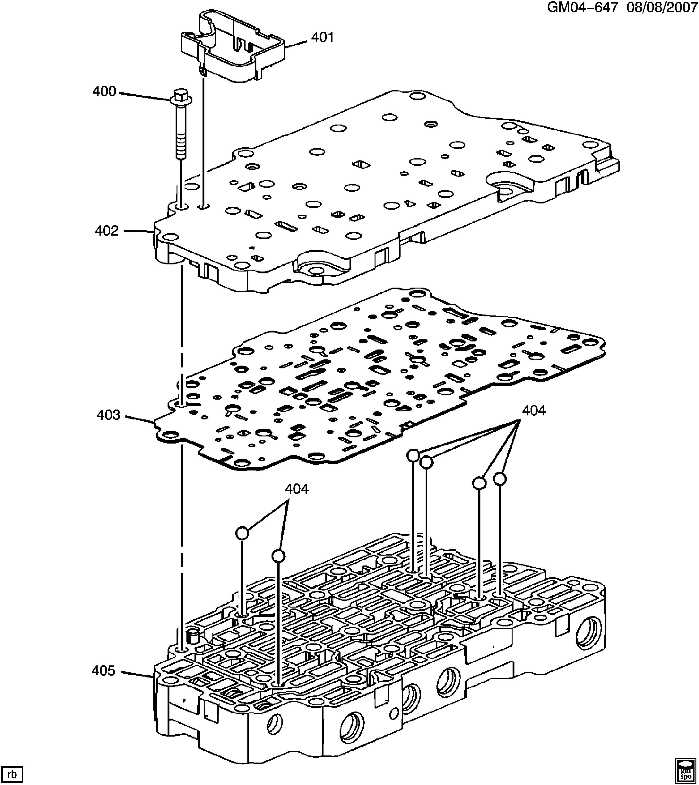 Saturn Aura - Z AUTOMATIC TRANSMISSION (MH8) PART 1 6T40 CONTROL