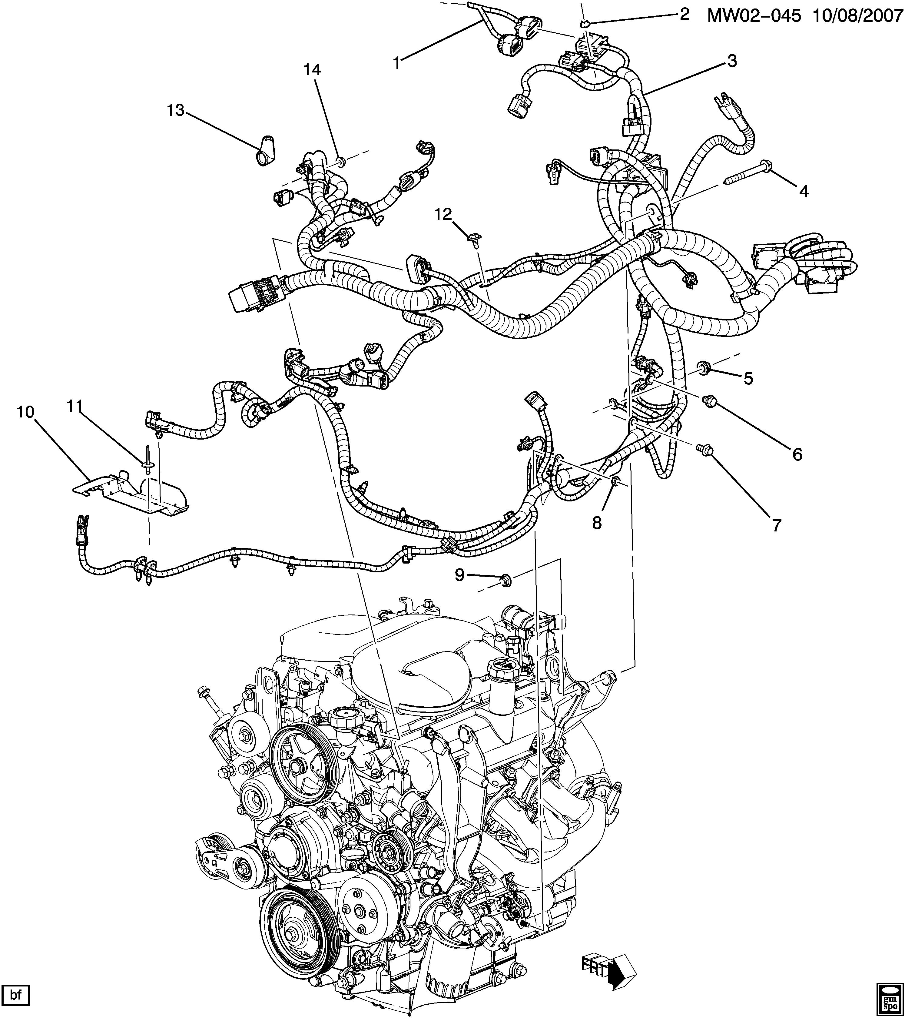 [ZTBE_9966]  Impala Wiring Harness - Pollak 7 Pin Round Wiring Diagram for Wiring Diagram  Schematics | 2007 Chevy Impala Engine Diagram |  | Wiring Diagram Schematics