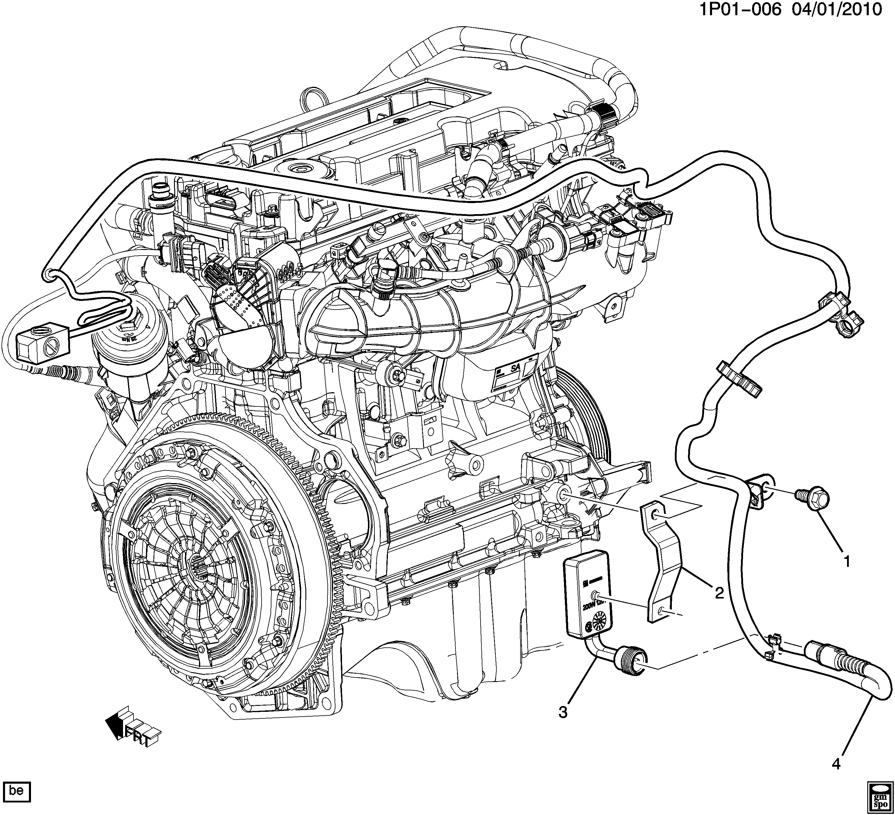 Buick Encore  1 4b  Mh8