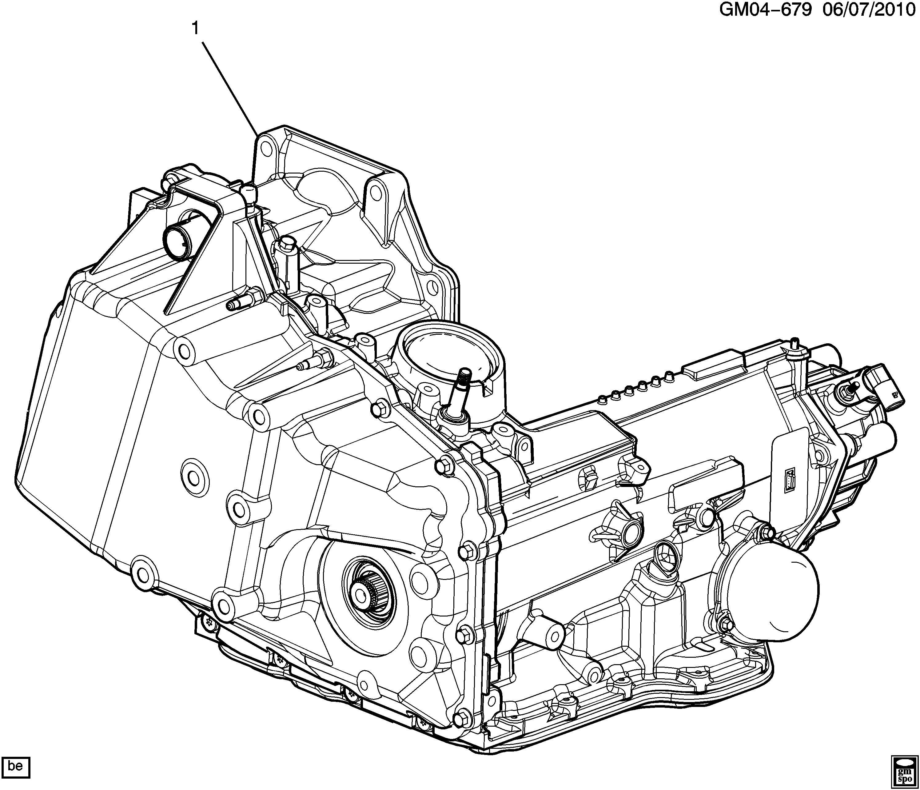 4t65e Parts Diagram - Wiring Diagrams List