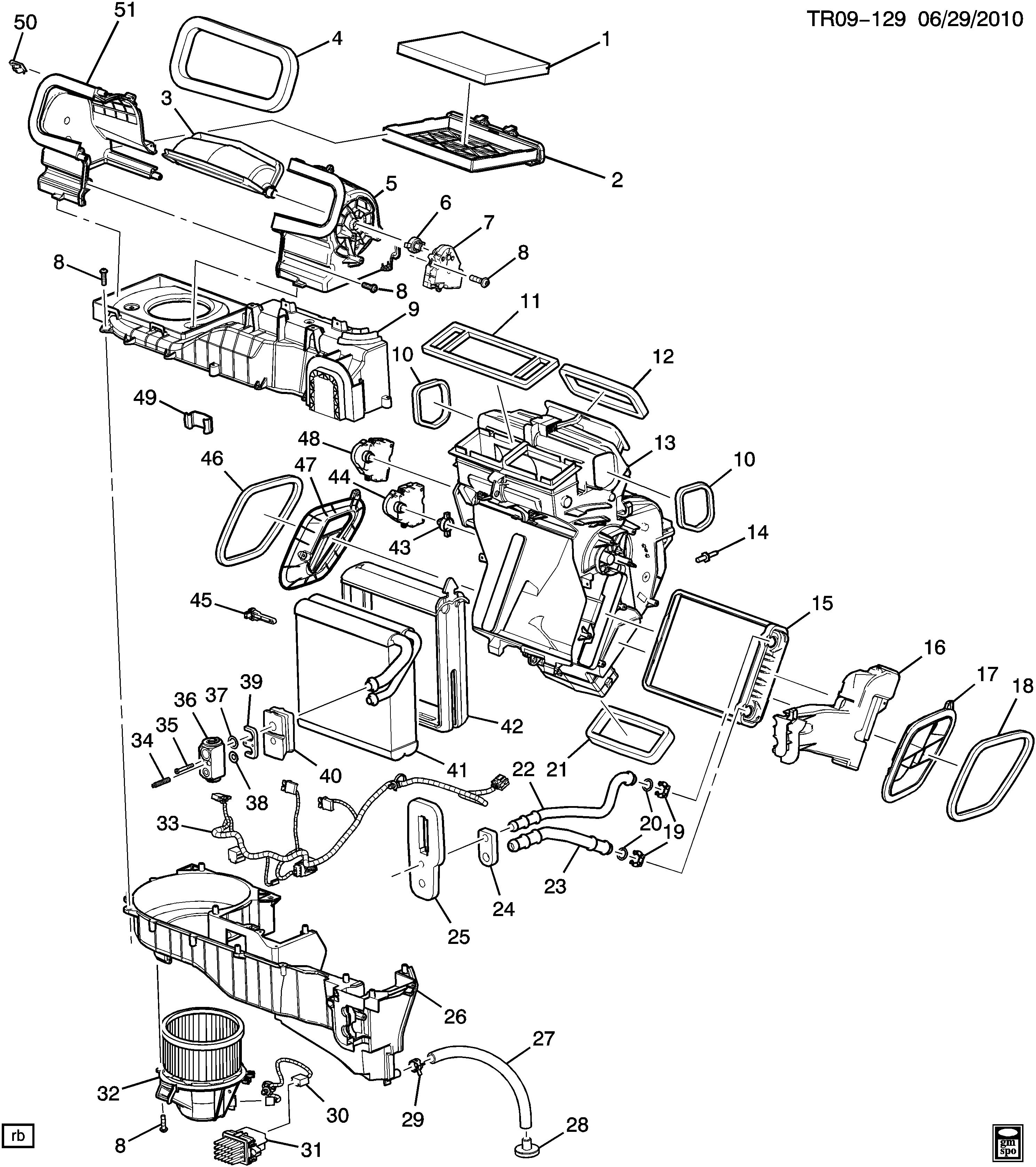 buick enclave (awd) rv1 a c \u0026 heater module asm (manualrv1 a c \u0026 heater module asm (manual temperature control c67)\u2026