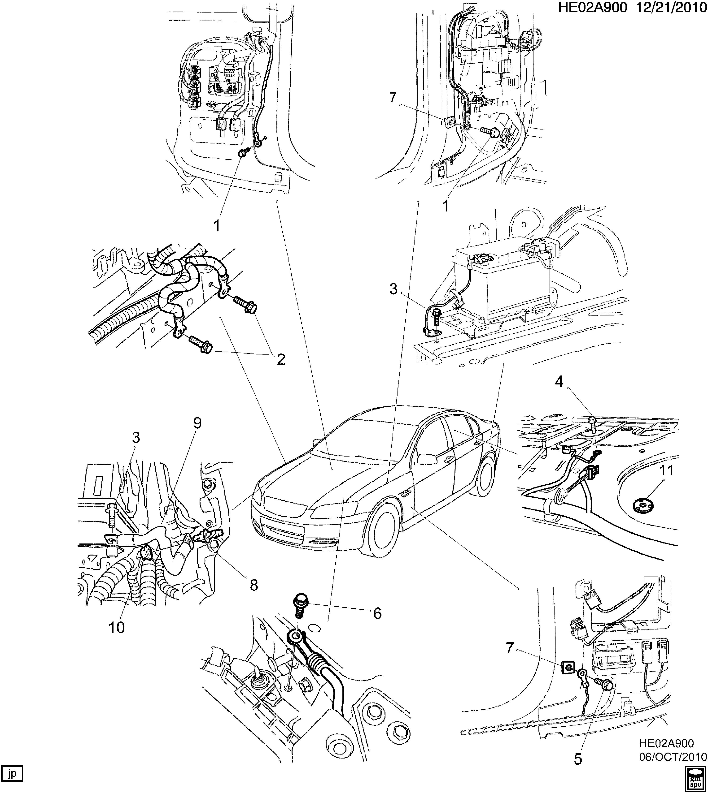 Pontiac G8 Wiring Diagram - Wiring Diagram
