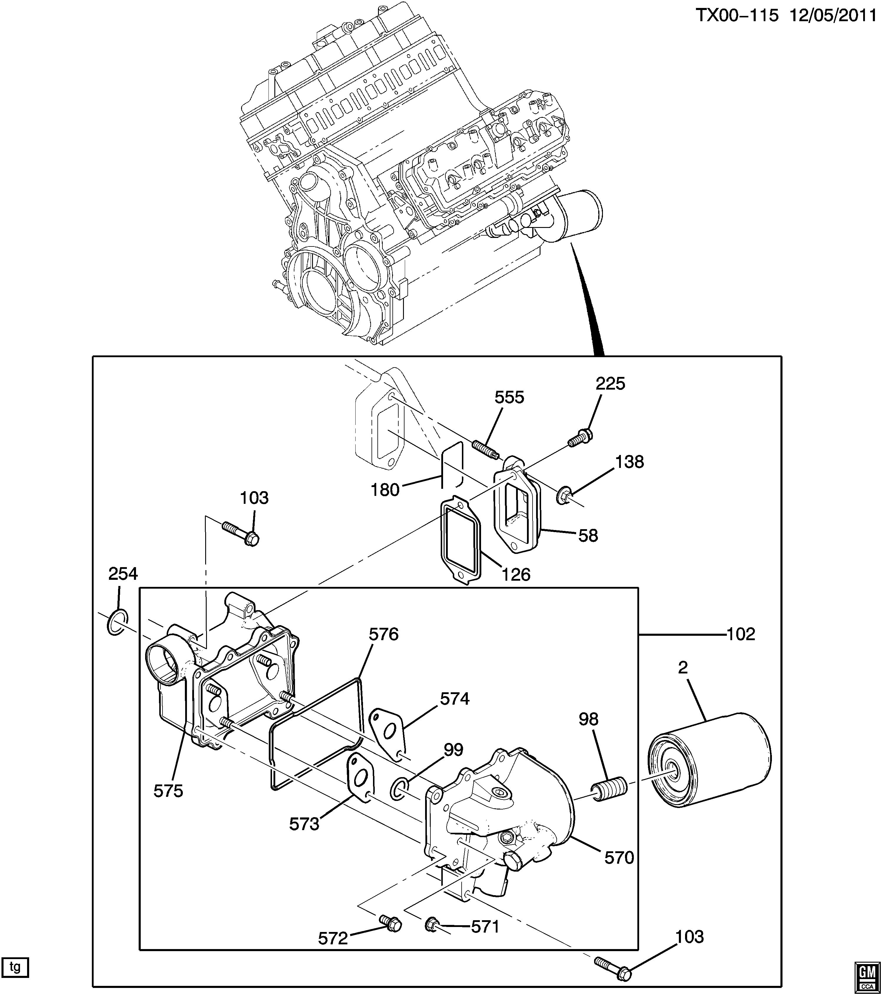 Lly Duramax Engine Diagram
