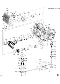buick park avenue automatic transmission, brakes \u003e epc online saturn  automatic transmission diagram 4t65e transmission diagram automatic parts