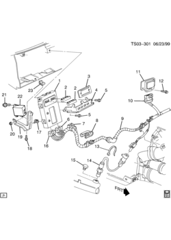 chevrolet throttle body fuel injection street performance