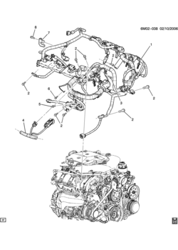 2007 cadillac cts engine diagram complete wiring diagrams u2022 rh oldorchardfarm co 2004 cadillac cts engine wiring diagram