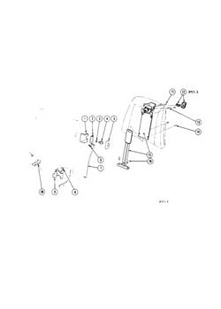 Incredible Pontiac Grand Prix Rear Glass Seat Parts Adjuster Epc Dailytribune Chair Design For Home Dailytribuneorg