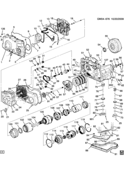 4t45e transmission parts diagram gm 350 transmission parts diagram #13
