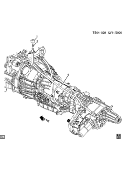 66 77 Bronco Transfer Case besides C0073 further Chevy 1500 Transmission 60e Wiring Diagram additionally Other Gm Parts likewise Ididit Wiring Harness. on automatic shift adapter