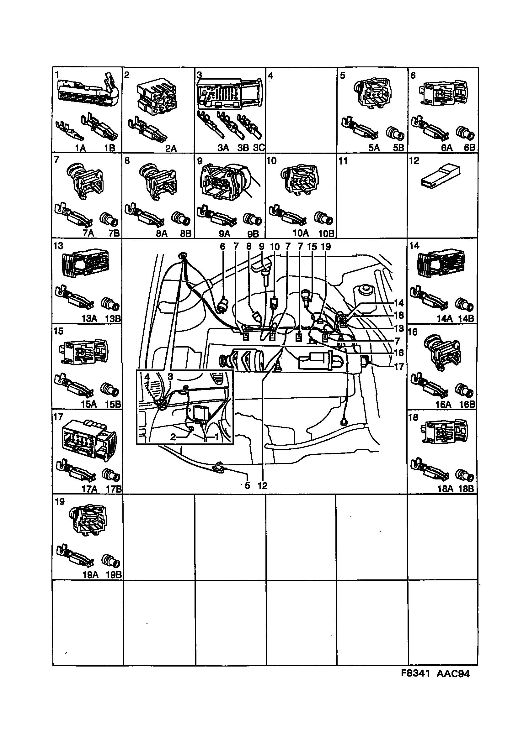 Saab 900 Engine Diagram