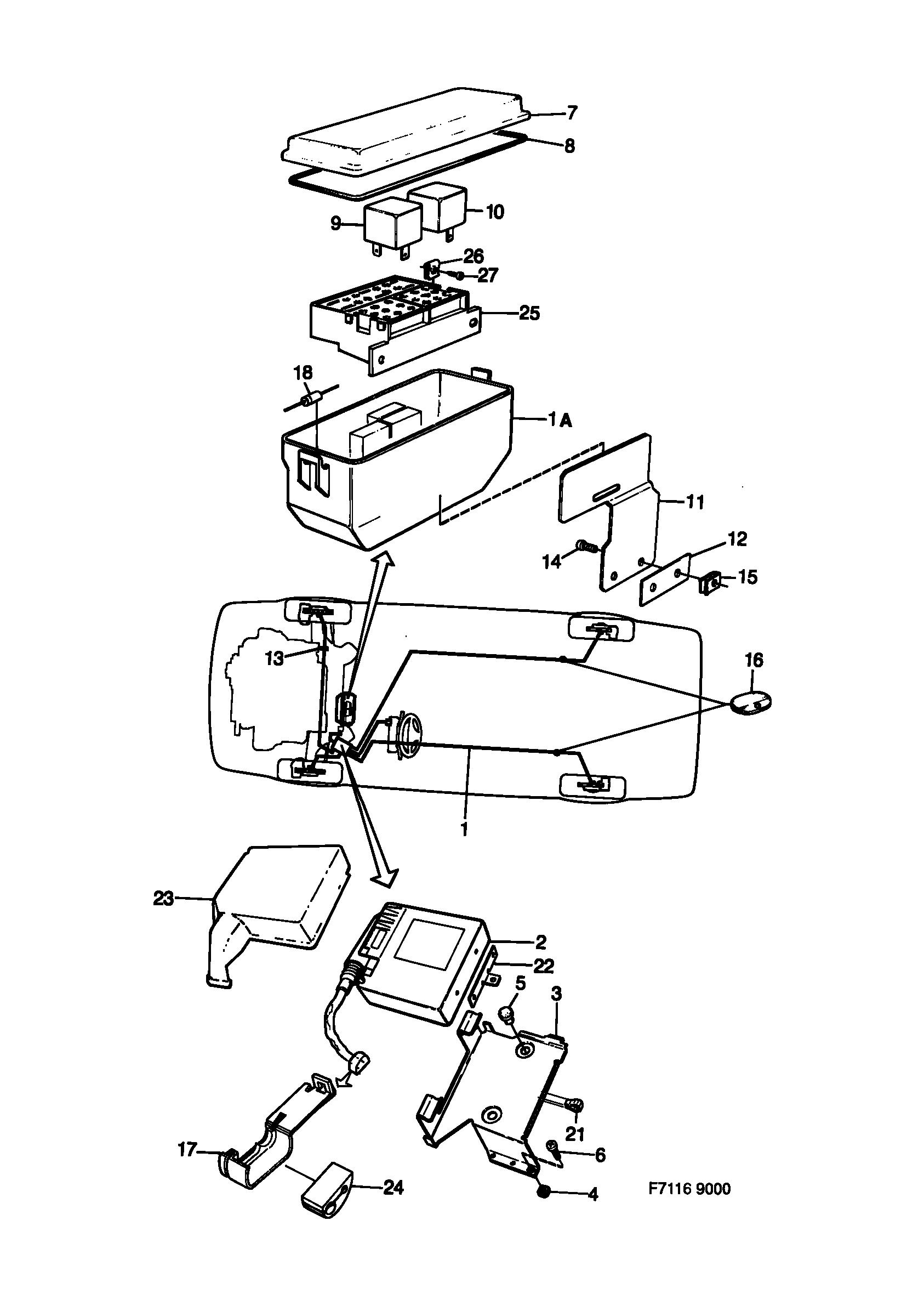 Saab 9000 Abs Wiring Diagram - Wiring Diagram
