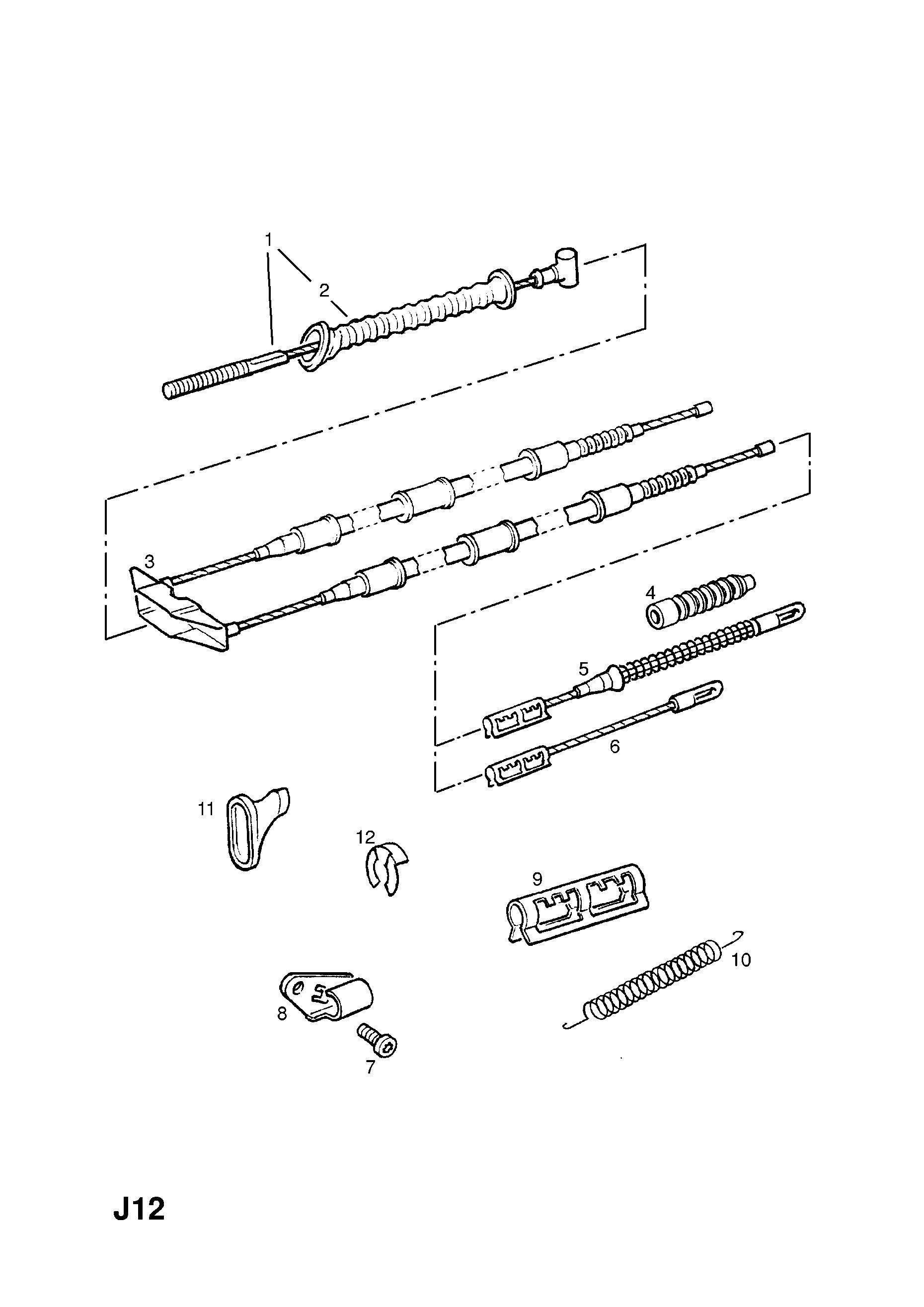 vauxhall vectra spare parts catalogue