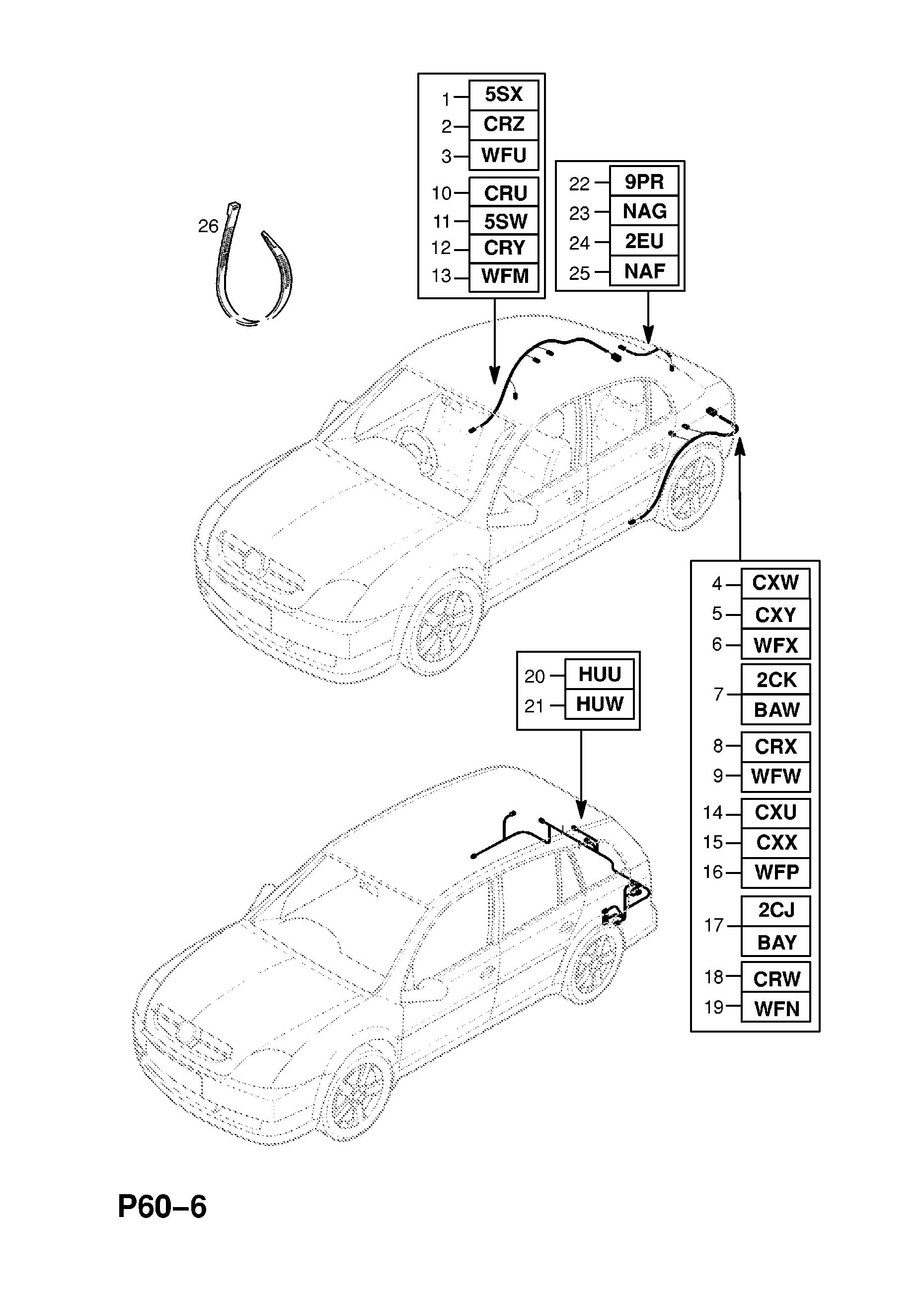 vectra c rear light wiring diagram