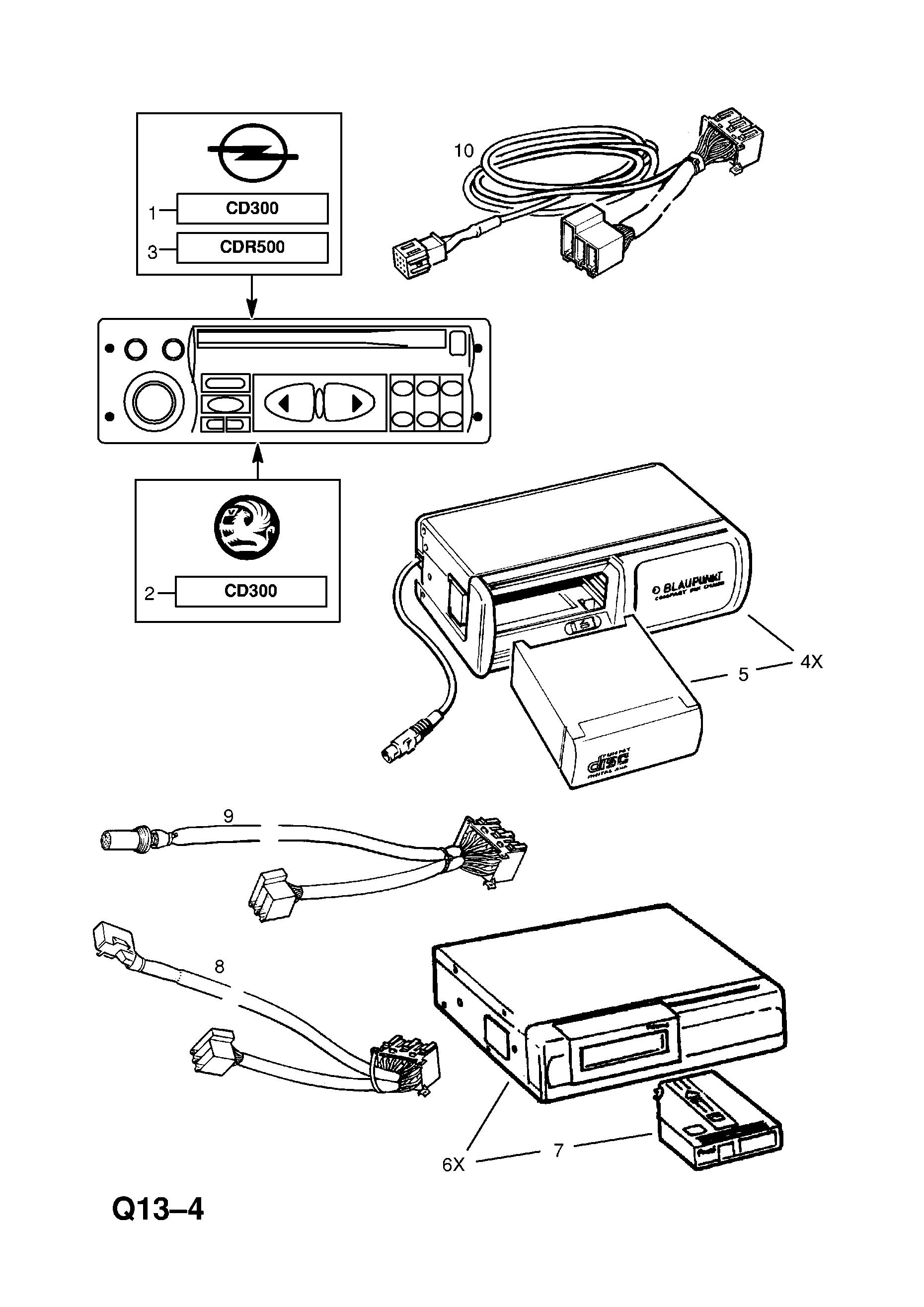 Dtsline PASSARUOTA tipo B 30mm 4x100 OPEL VECTRA A-AX CC