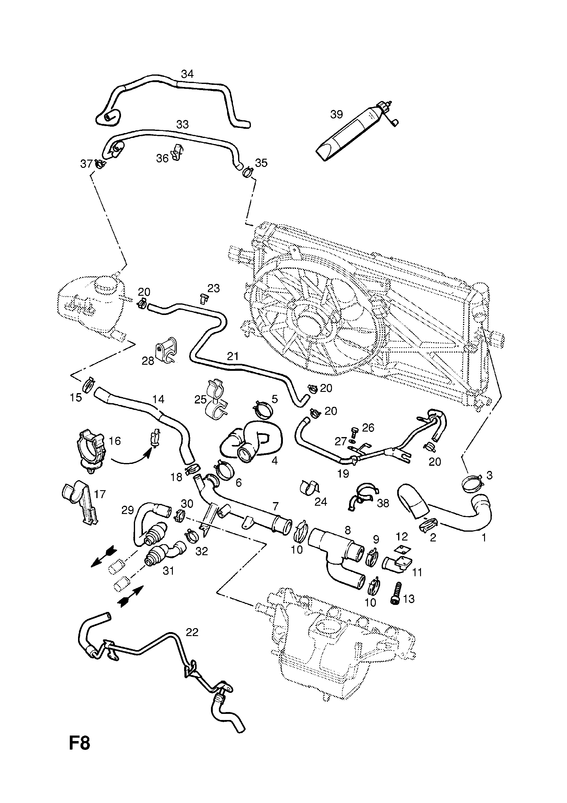 Wire Diagram  Z18xe Engine Wiring Diagram