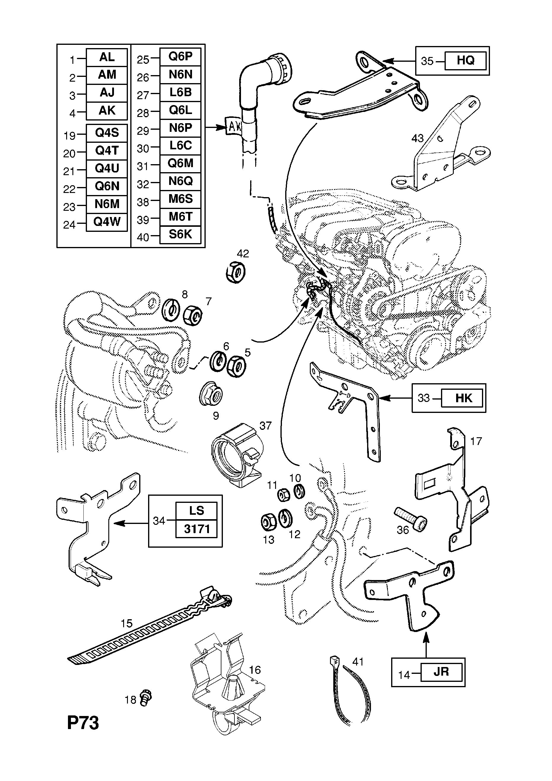 Vauxhall Wiring Harnes  U2013 Wiring Diagram