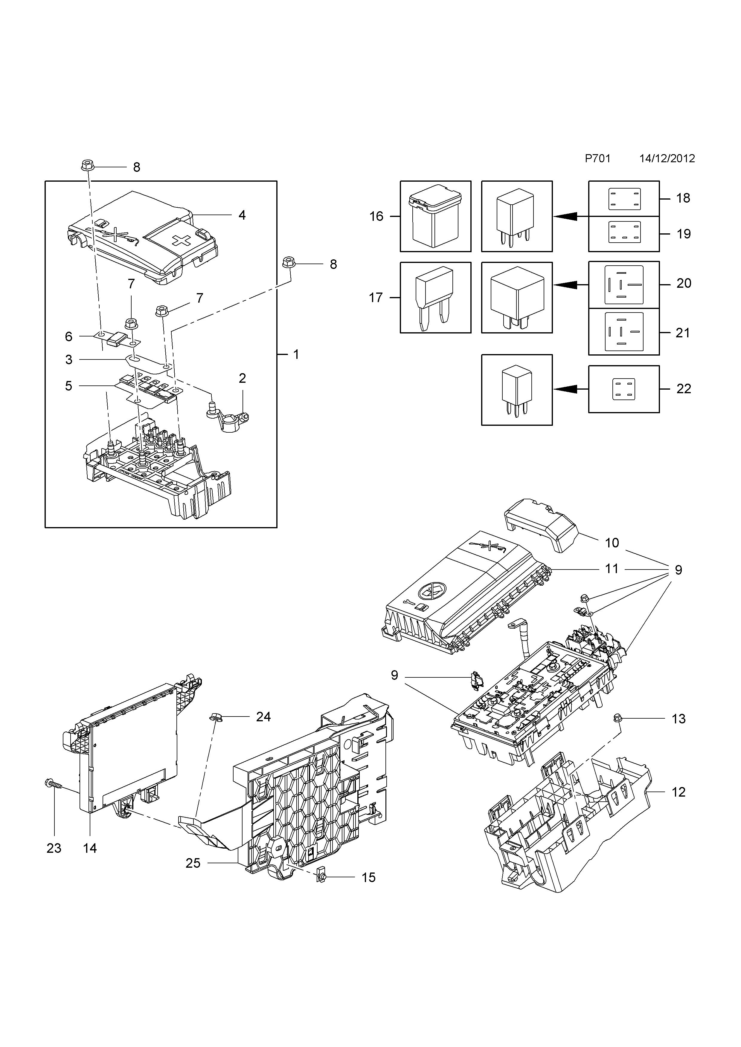Epc Fuse Box Wiring Diagram Skoda Pickup Schematics Diagramvauxhall Cascada Fuses U003e Opel Online