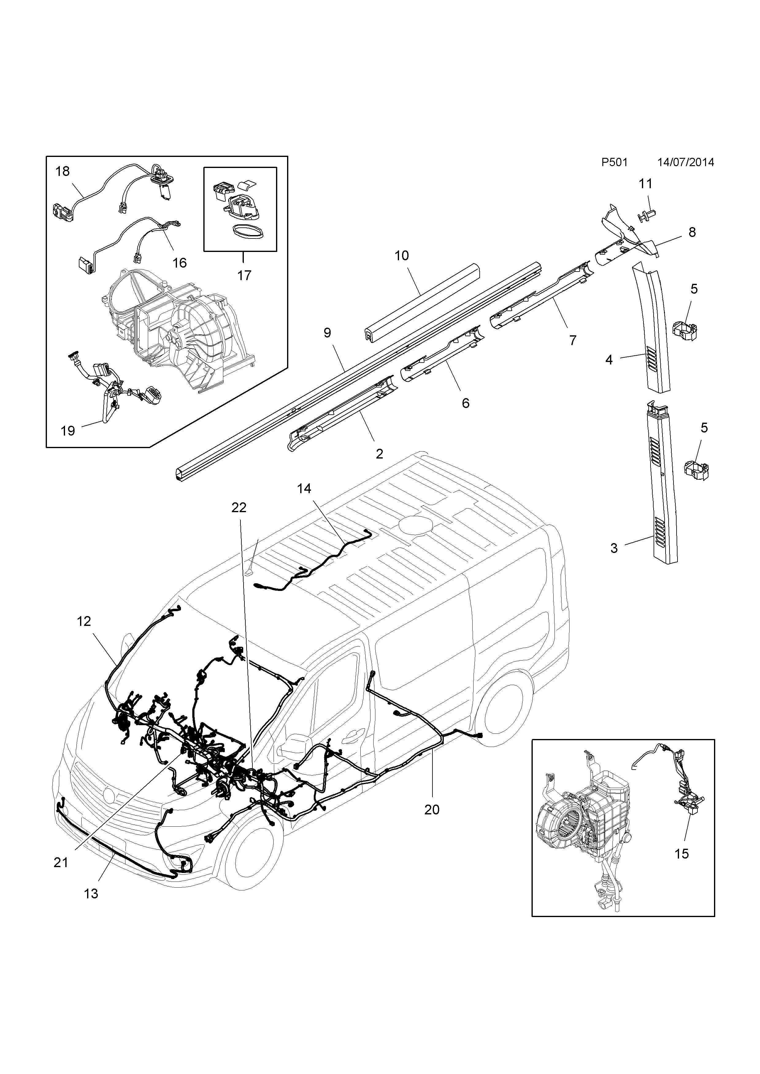 Vivaro Van Wiring Diagram